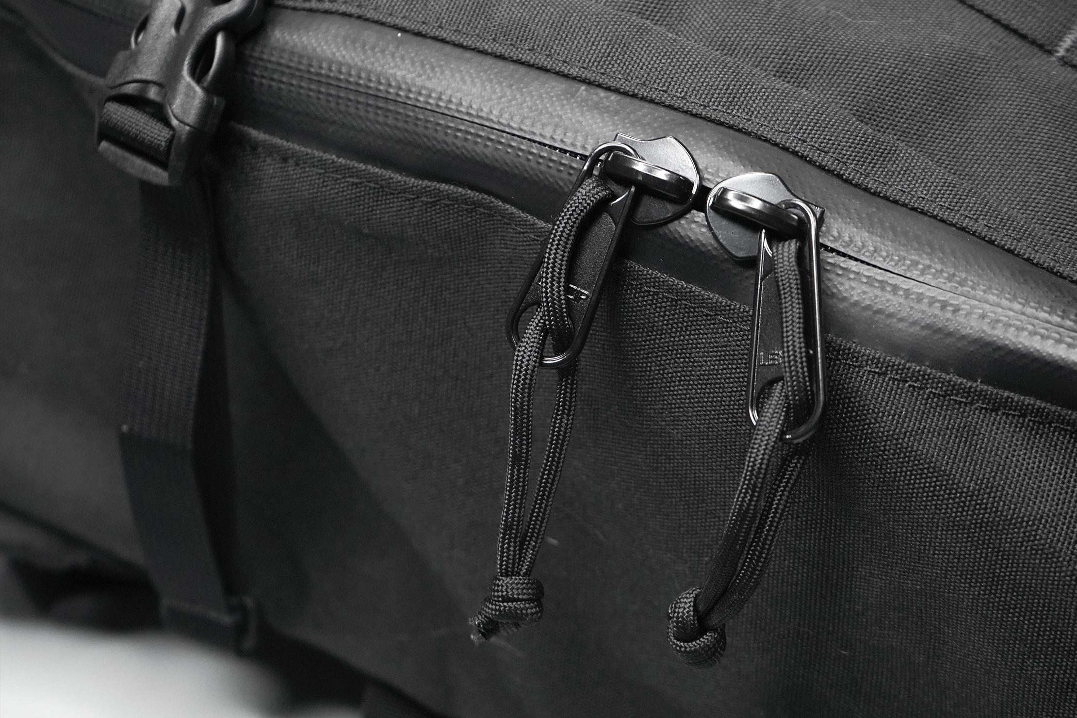 North St. Bags Weekender Backpack Zippers