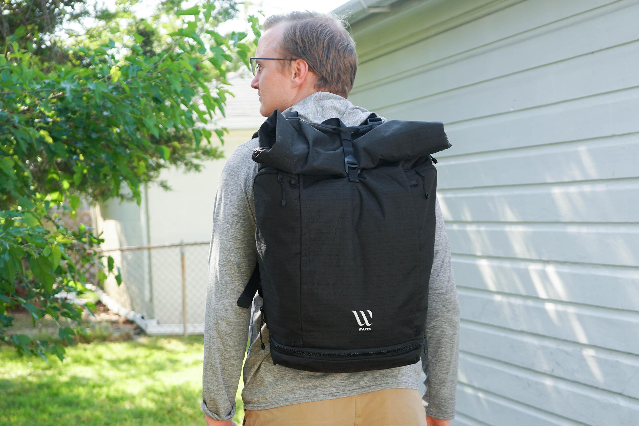 WAYKS ONE Daypack Style