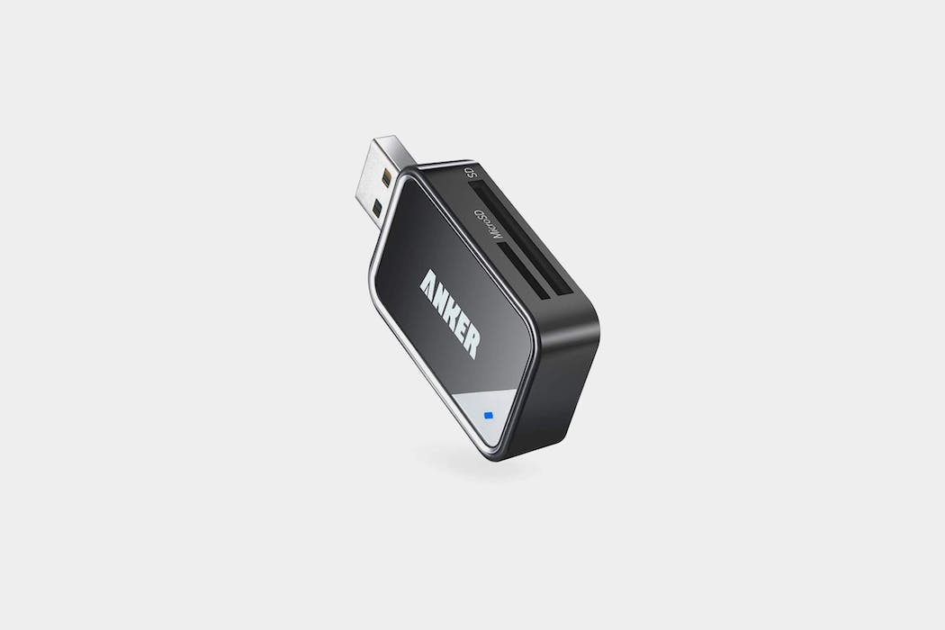 Anker 2-in-1 USB 3.0 SD Card Reader