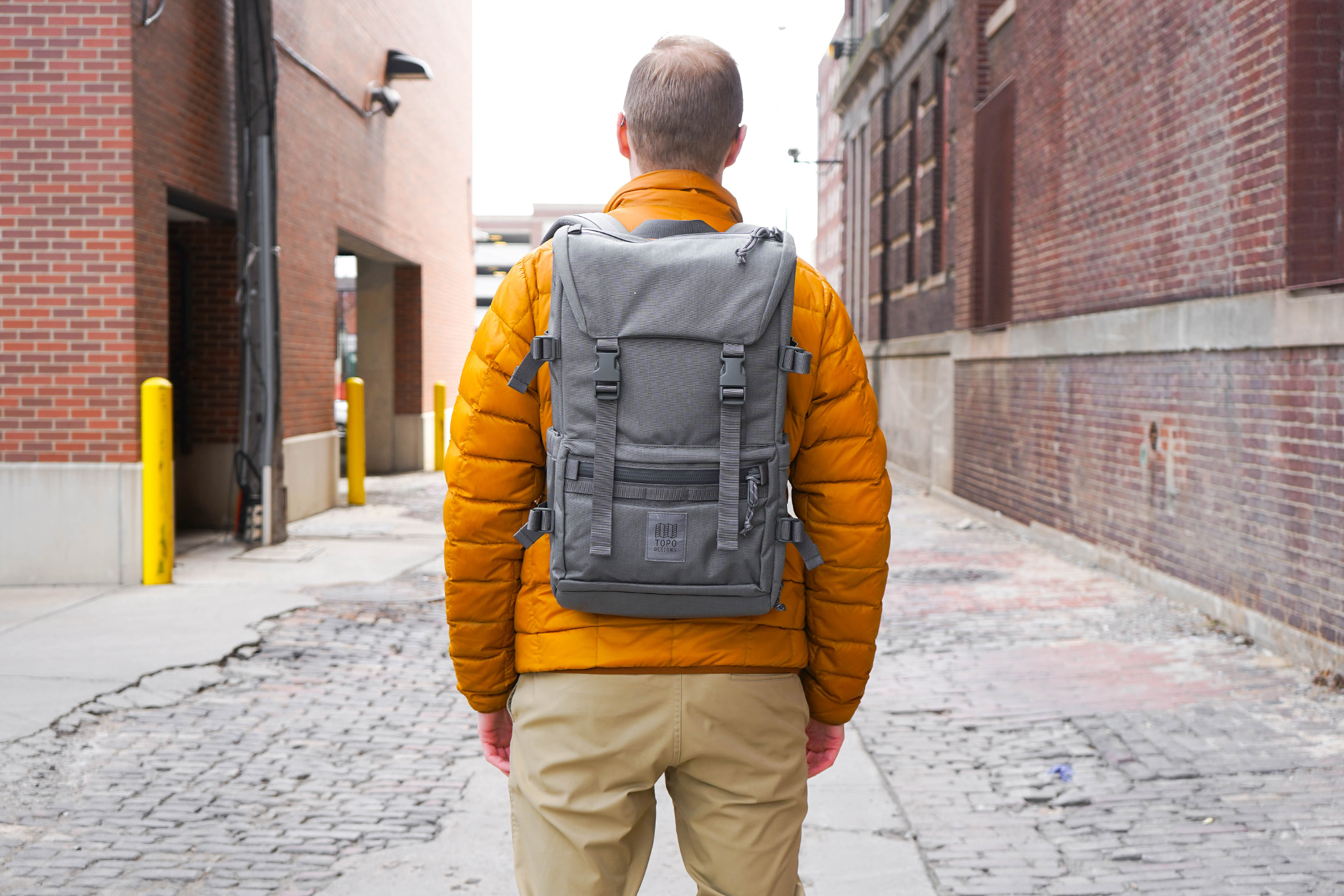 Topo Designs Rover Pack Tech In Detroit