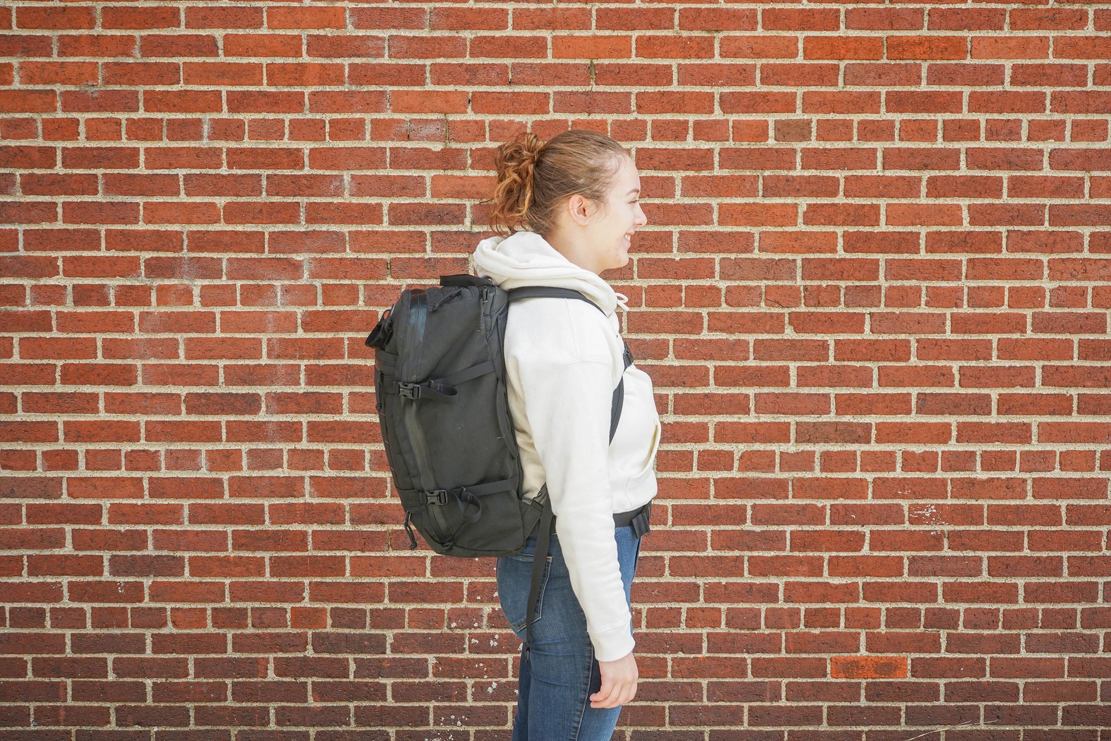 North St. Bags Weekender Backpack Female Fit