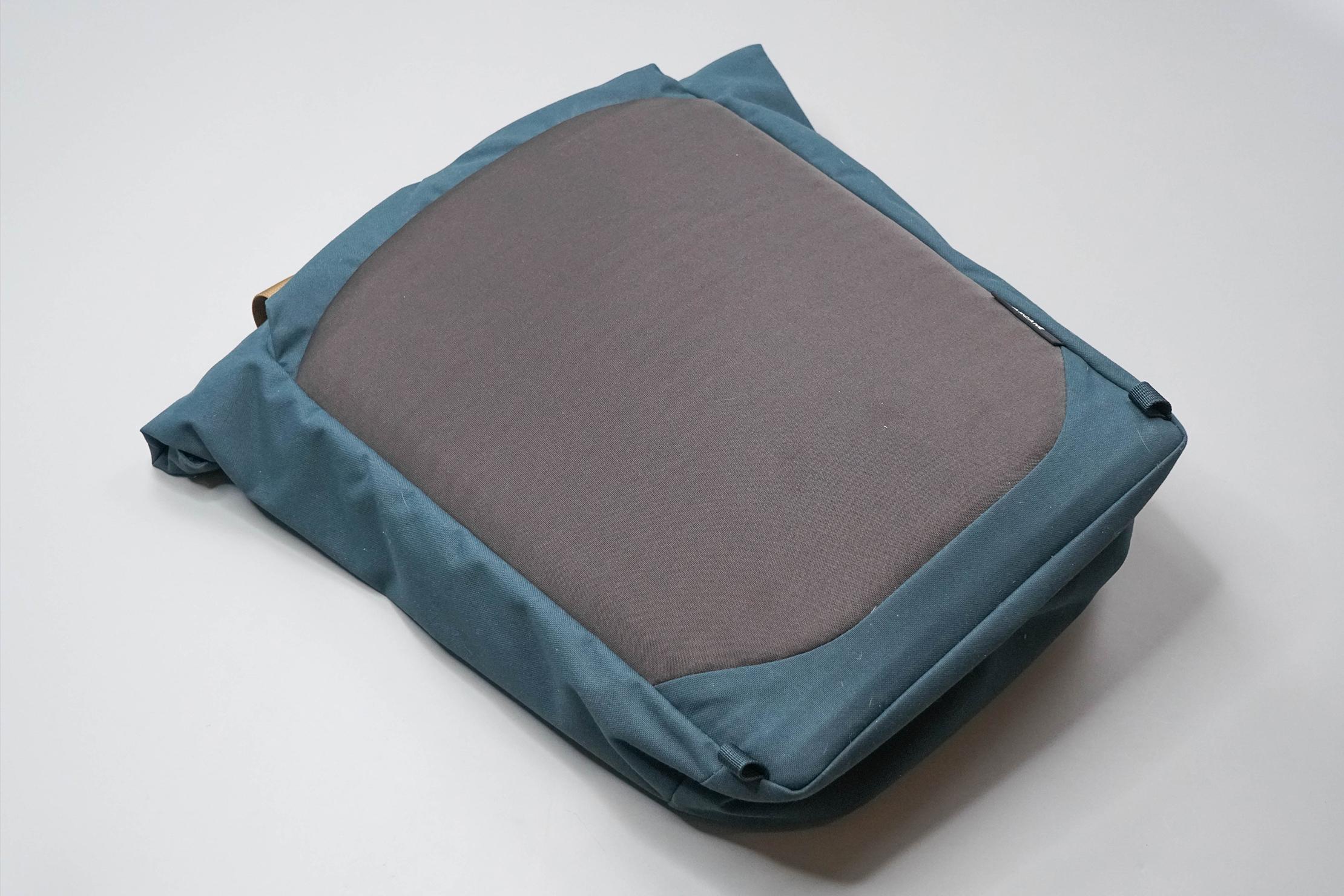 Osprey Arcane Tote Pack Back Panel