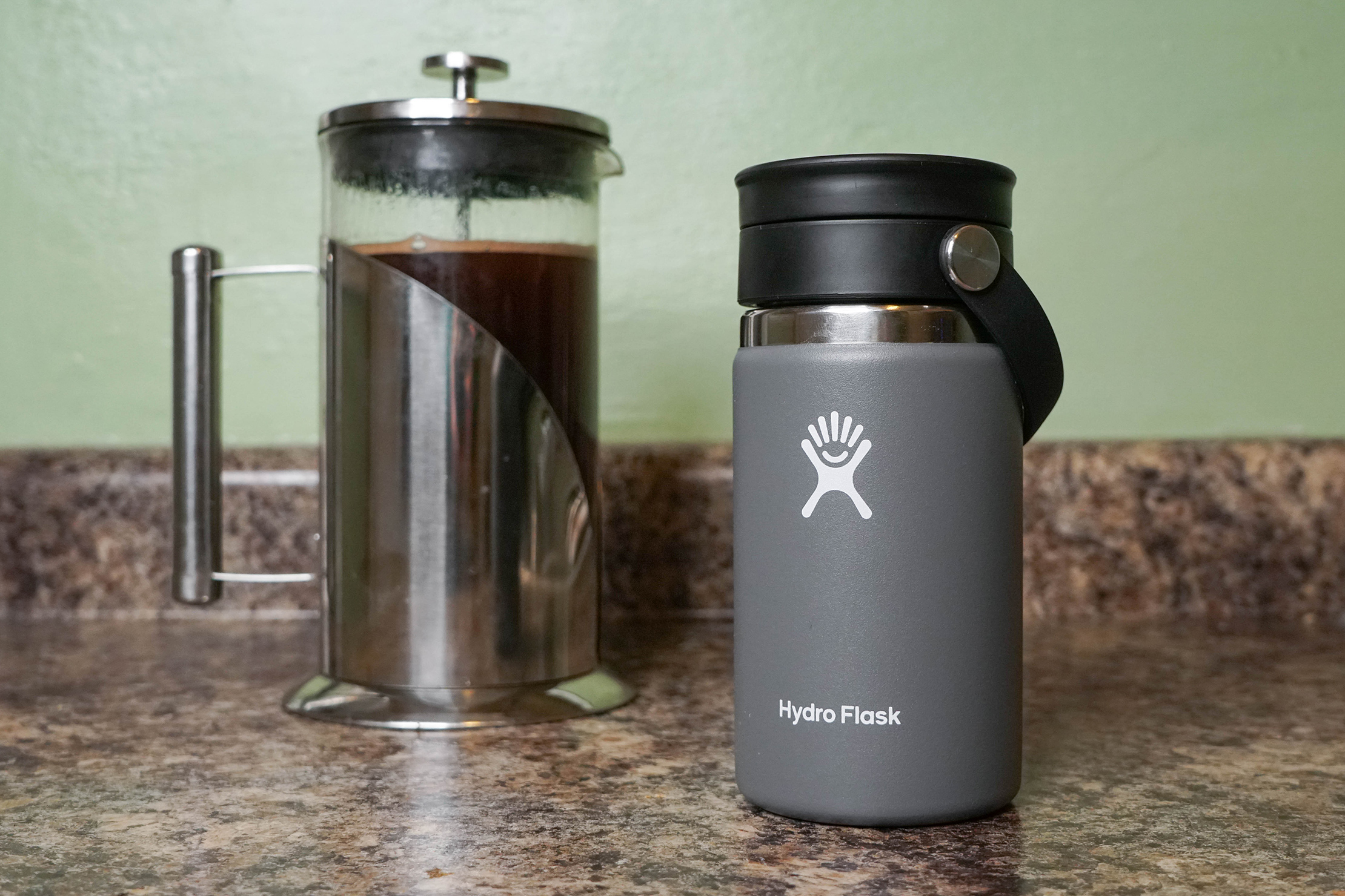 Hydro Flask 12oz Coffee With Flex Sip Lid With Coffee