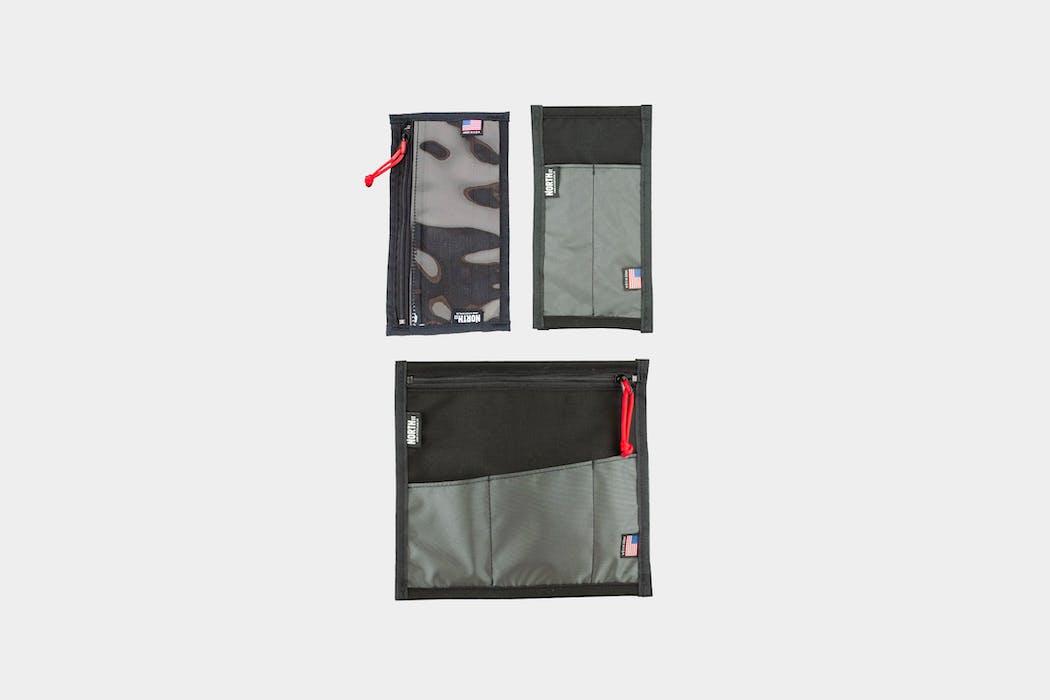 North St. Bags Velcro-In Organizer Pocket Set