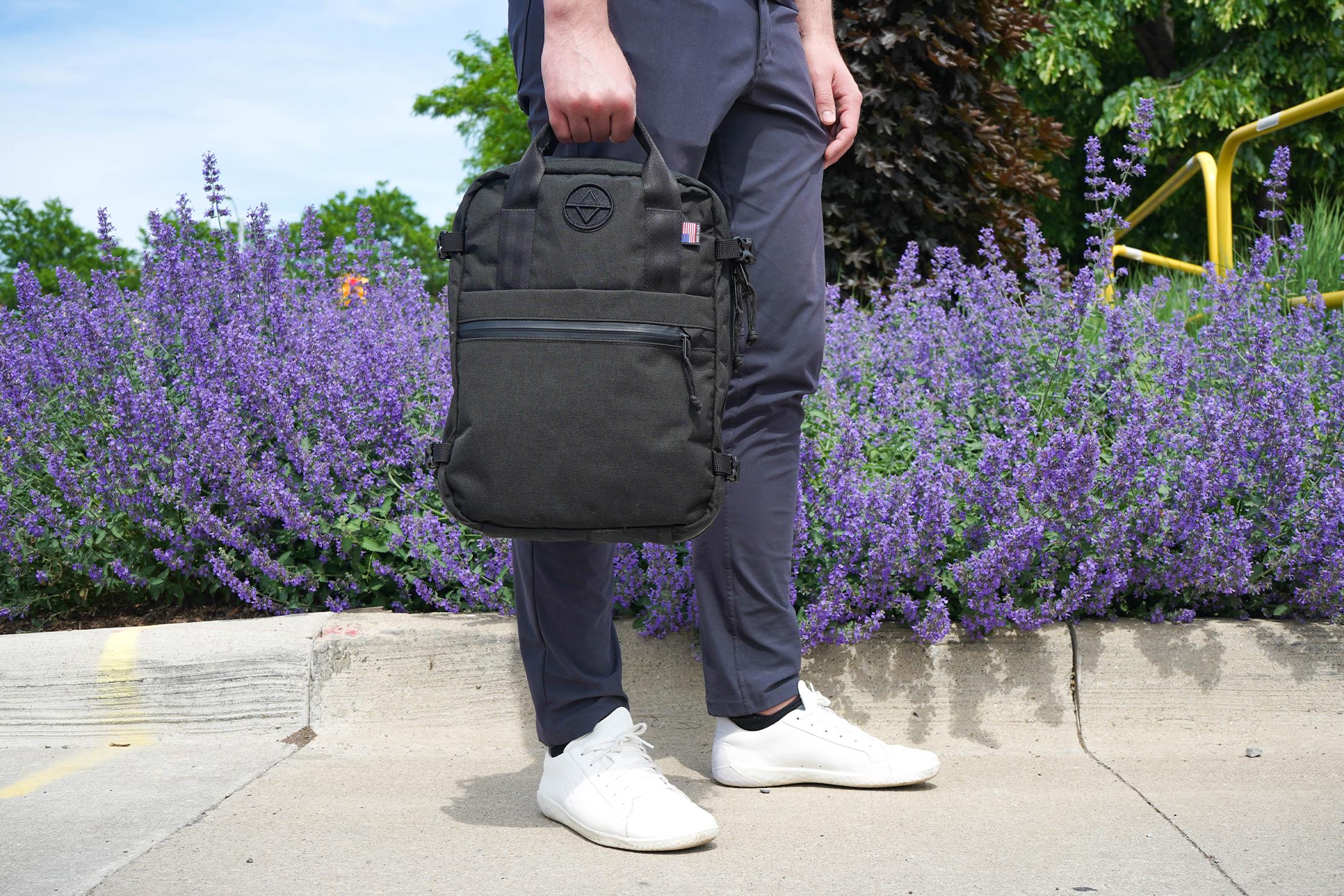 North St. Bags Weekender Meeting Bag Handle Carry