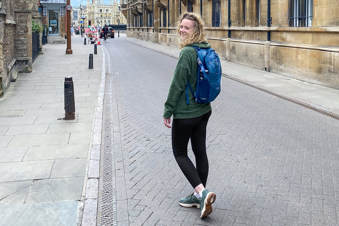 Osprey Daylite Travel Pack In Cambridge England