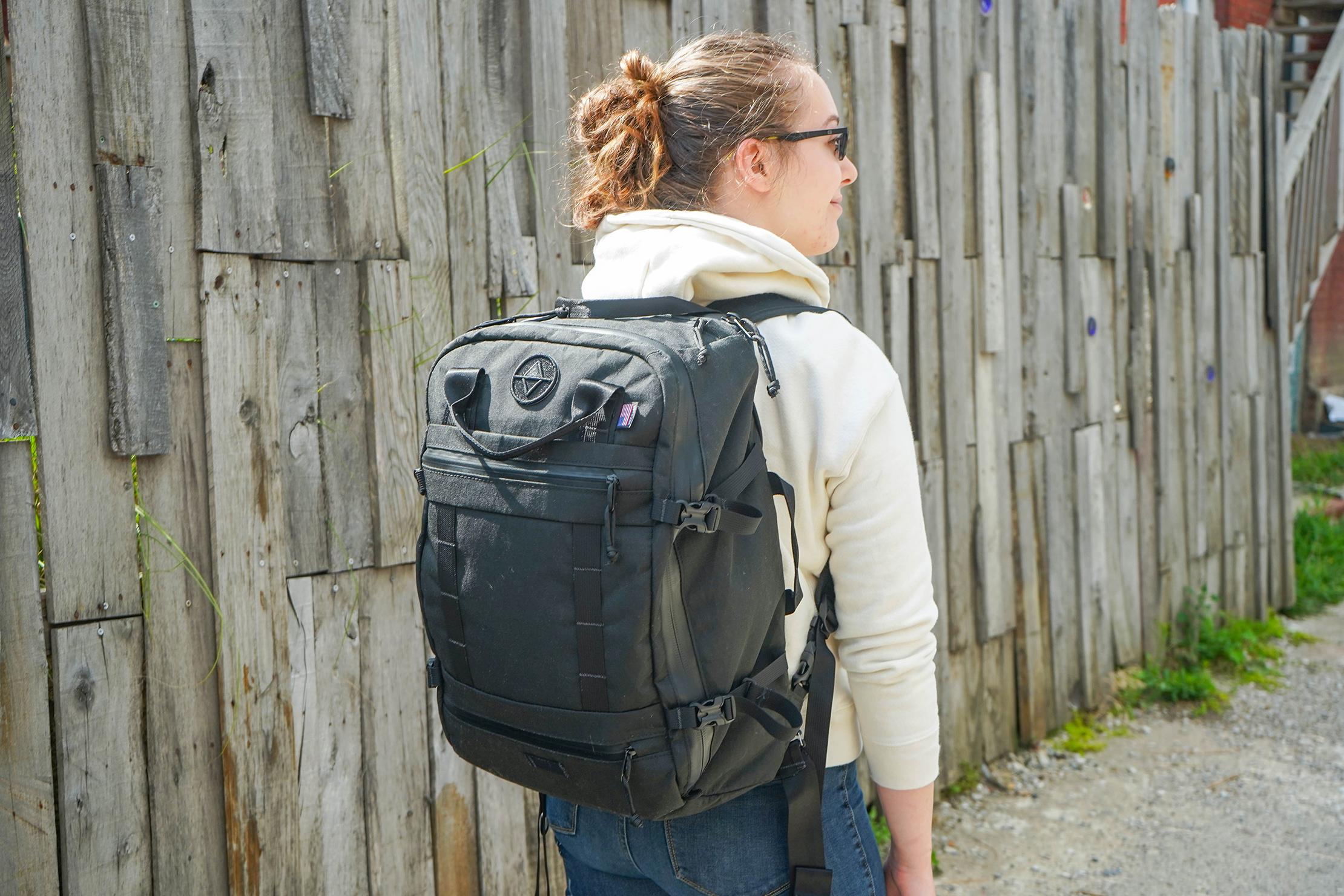 North St. Bags Weekender Backpack in Detroit