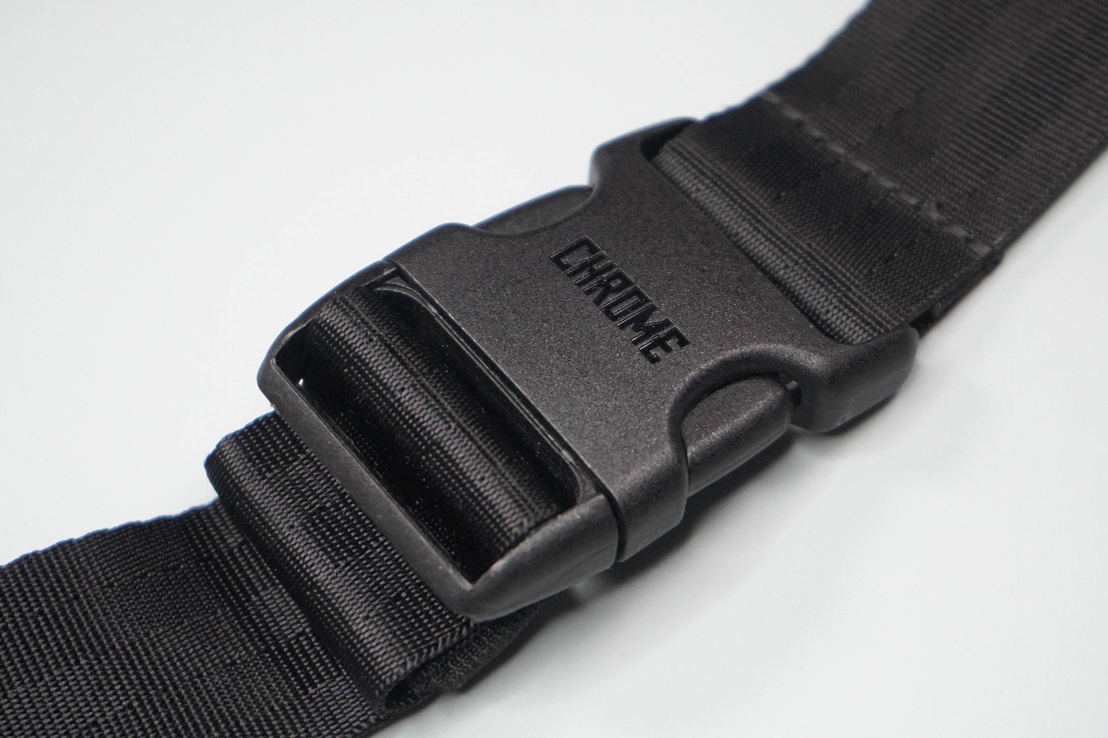 Chrome Industries Ziptop Waistpack Buckle