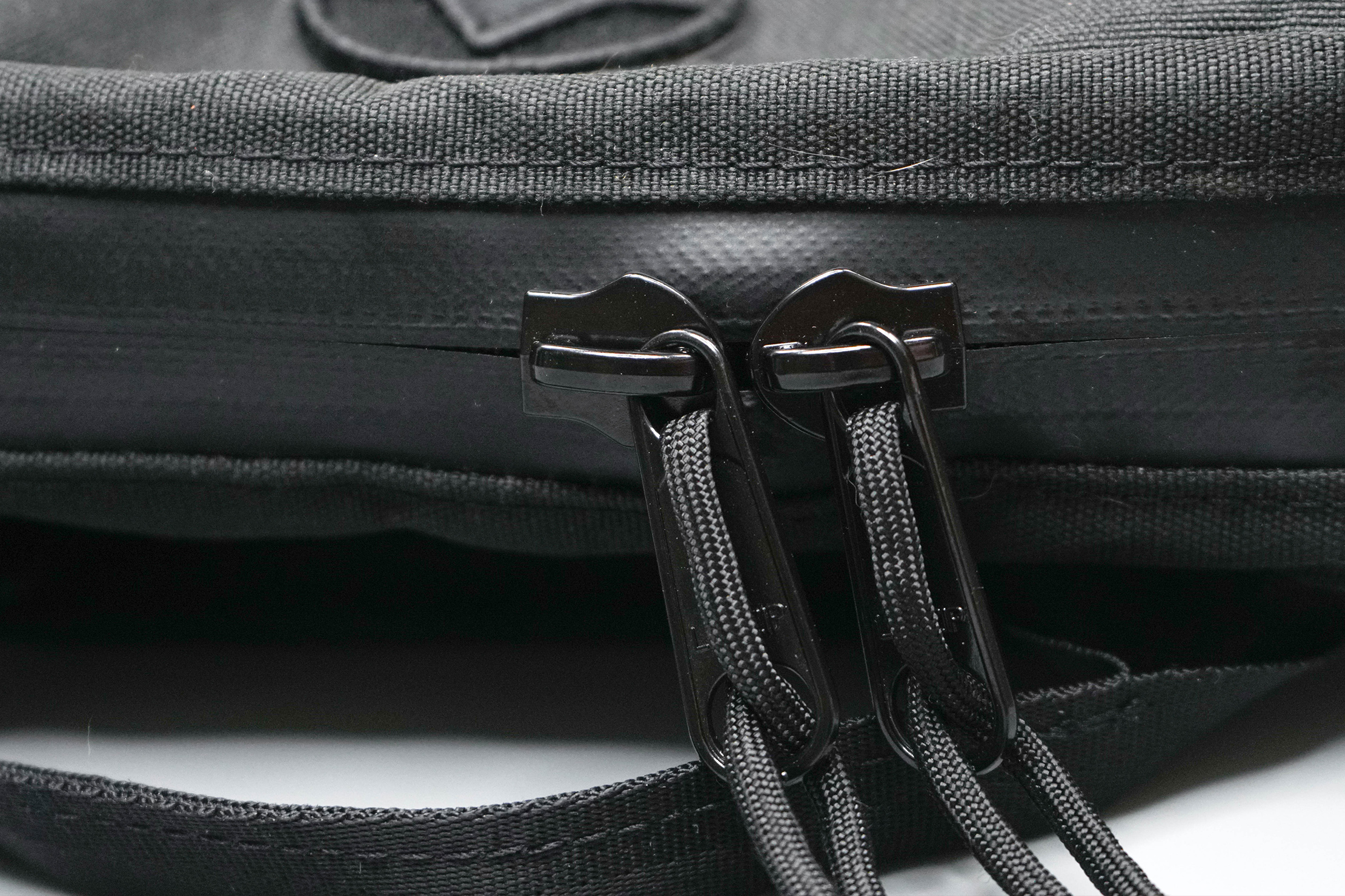 North St. Bags Weekender Meeting Bag Zippers