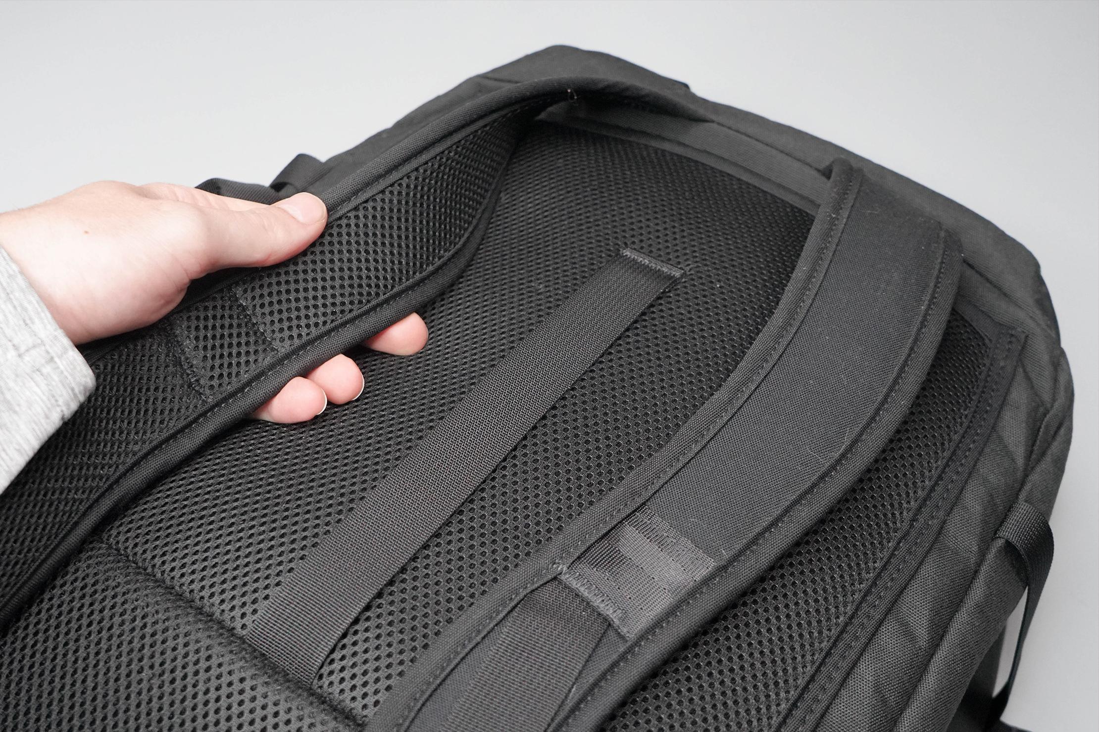 North St. Bags Weekender Backpack Shoulder Straps