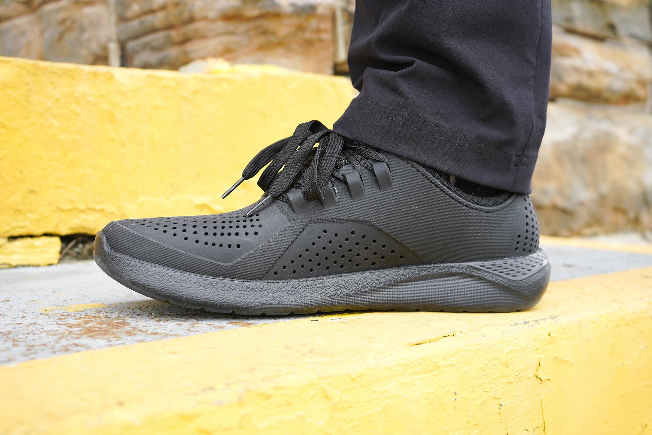 Crocs LiteRide Pacer Review | Pack Hacker
