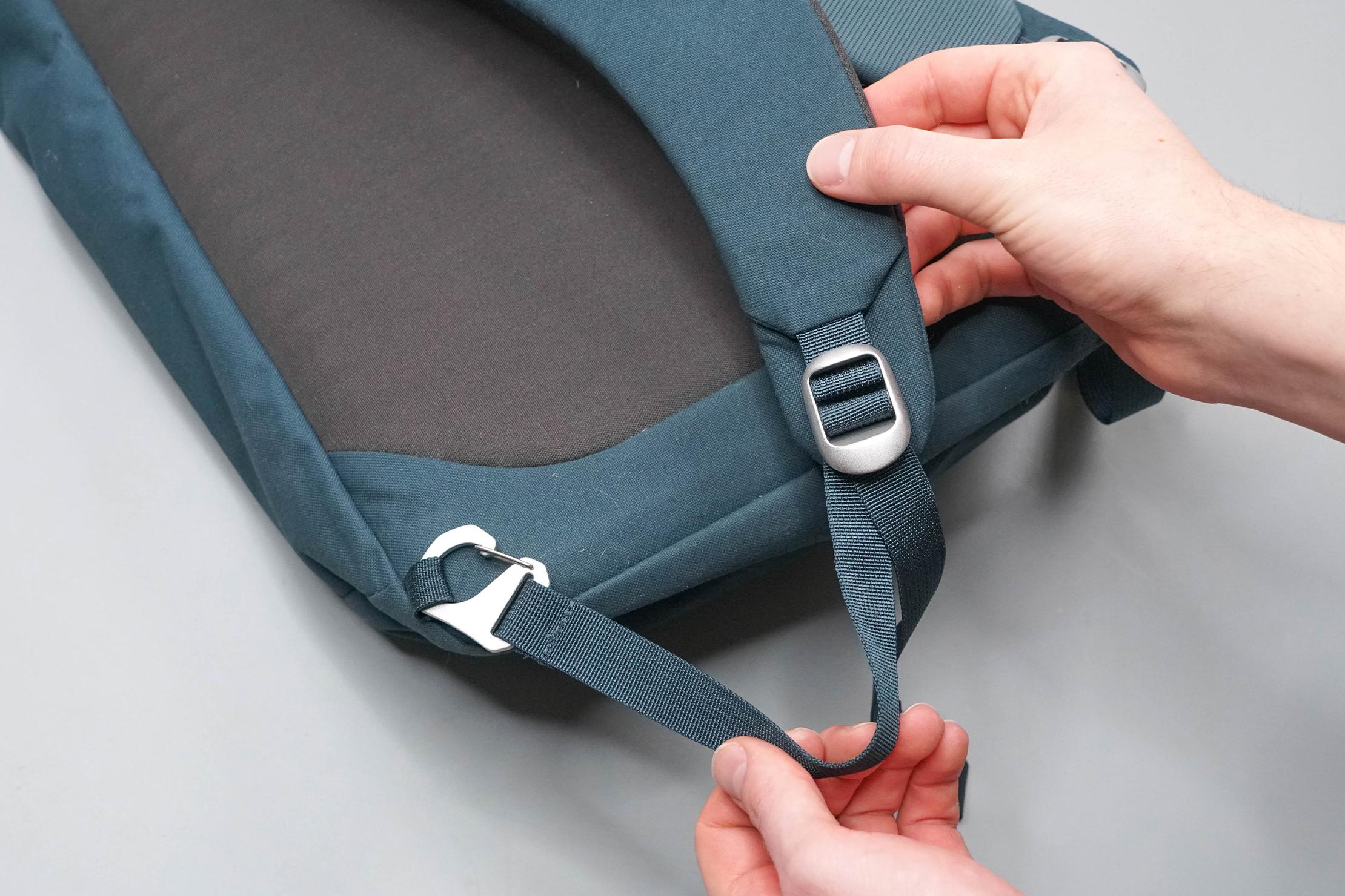 Osprey Arcane Tote Pack Shoulder Strap Attachment