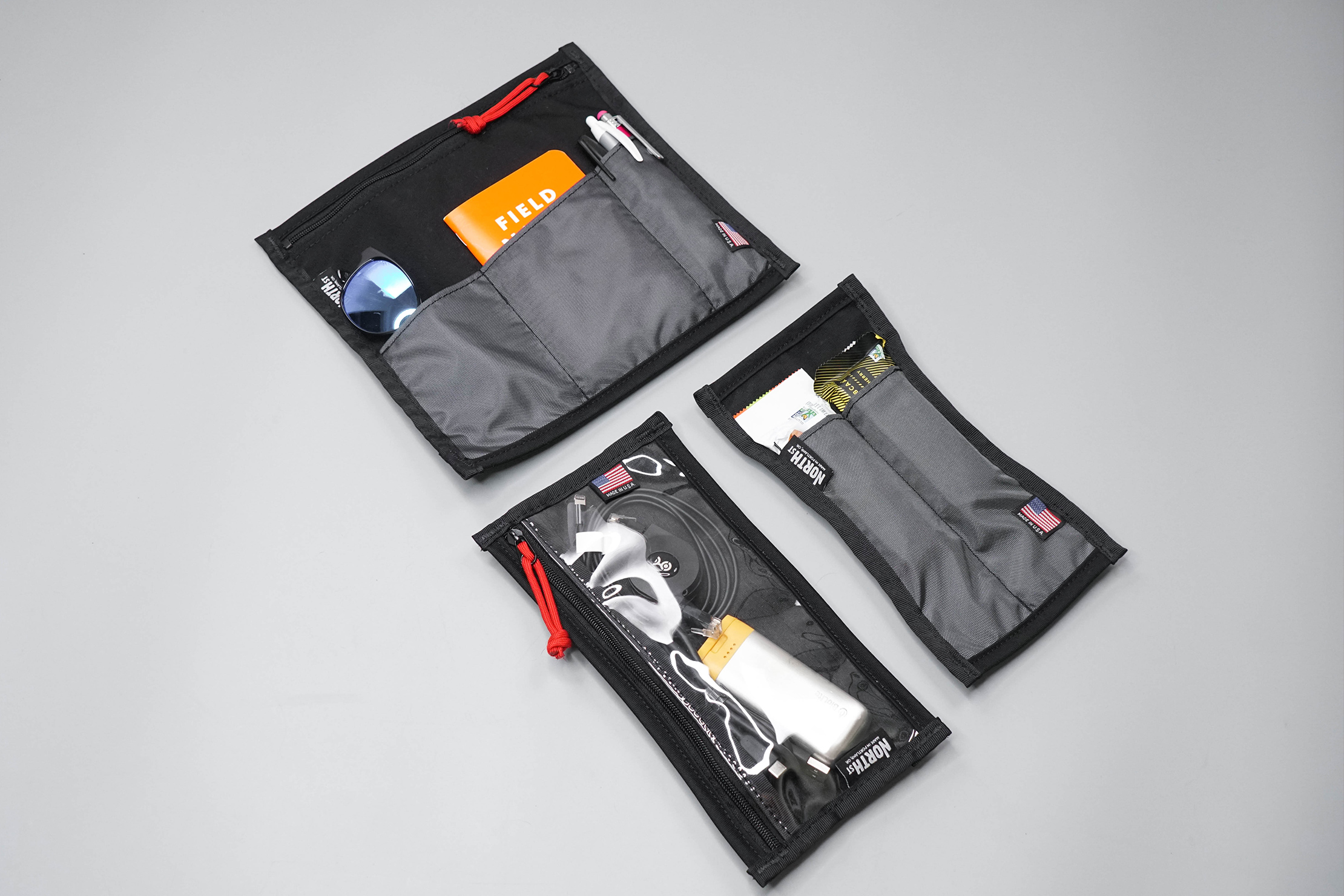 North St. Bags Velcro-In Organizer Pocket Set