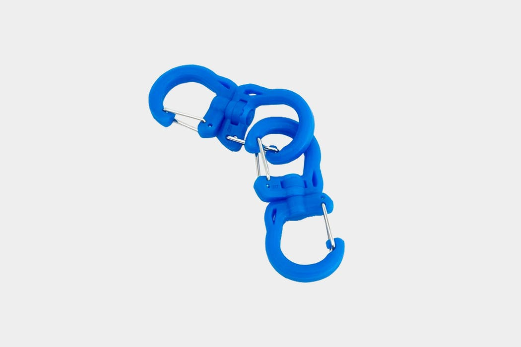 Tom Bihn Swivel Double Carabiners