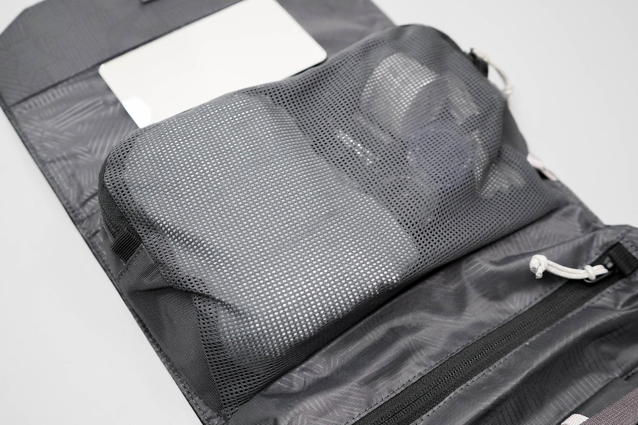 REI Shower Roll (Small) Mesh Pocket