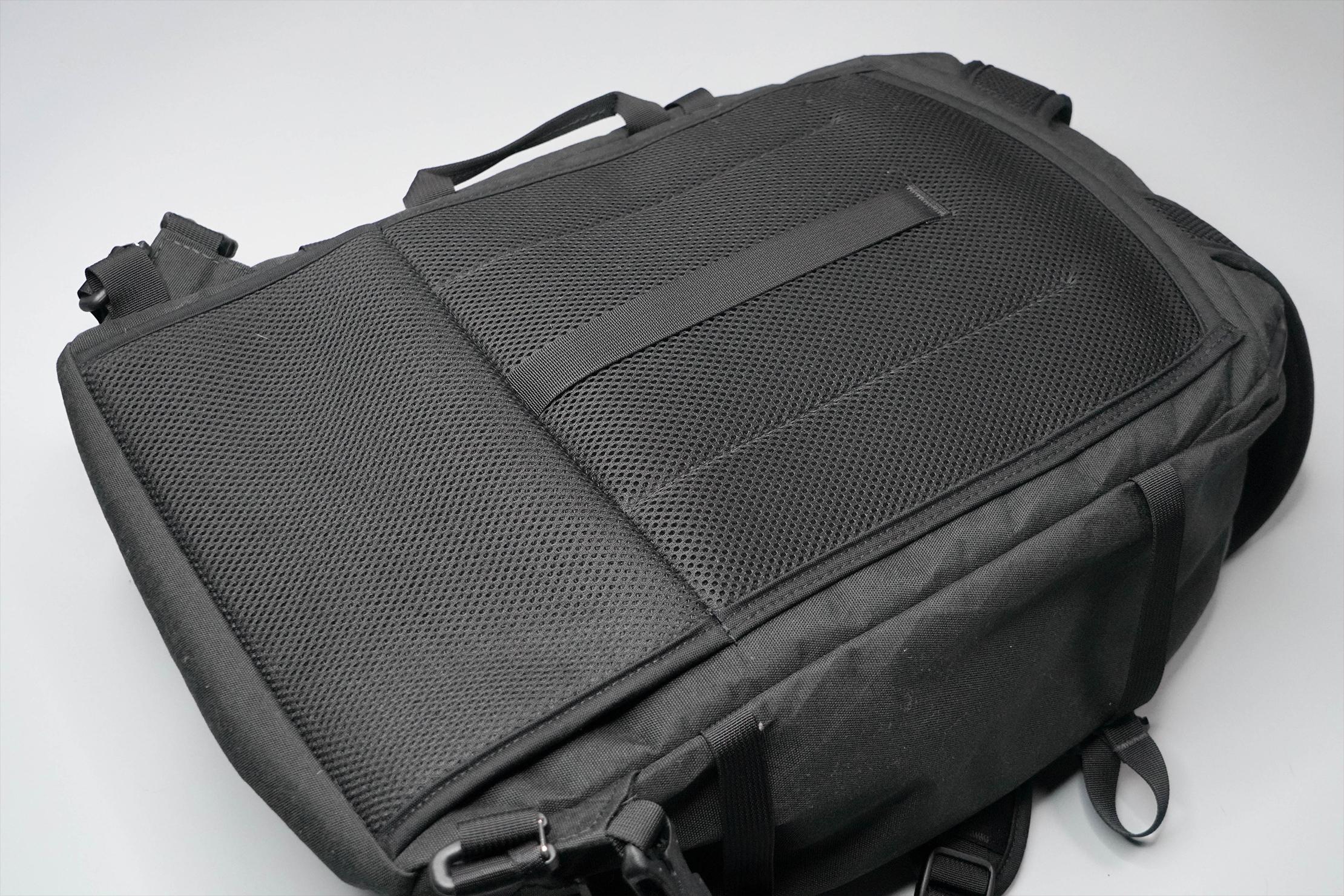 North St. Bags Weekender Backpack Back Panel