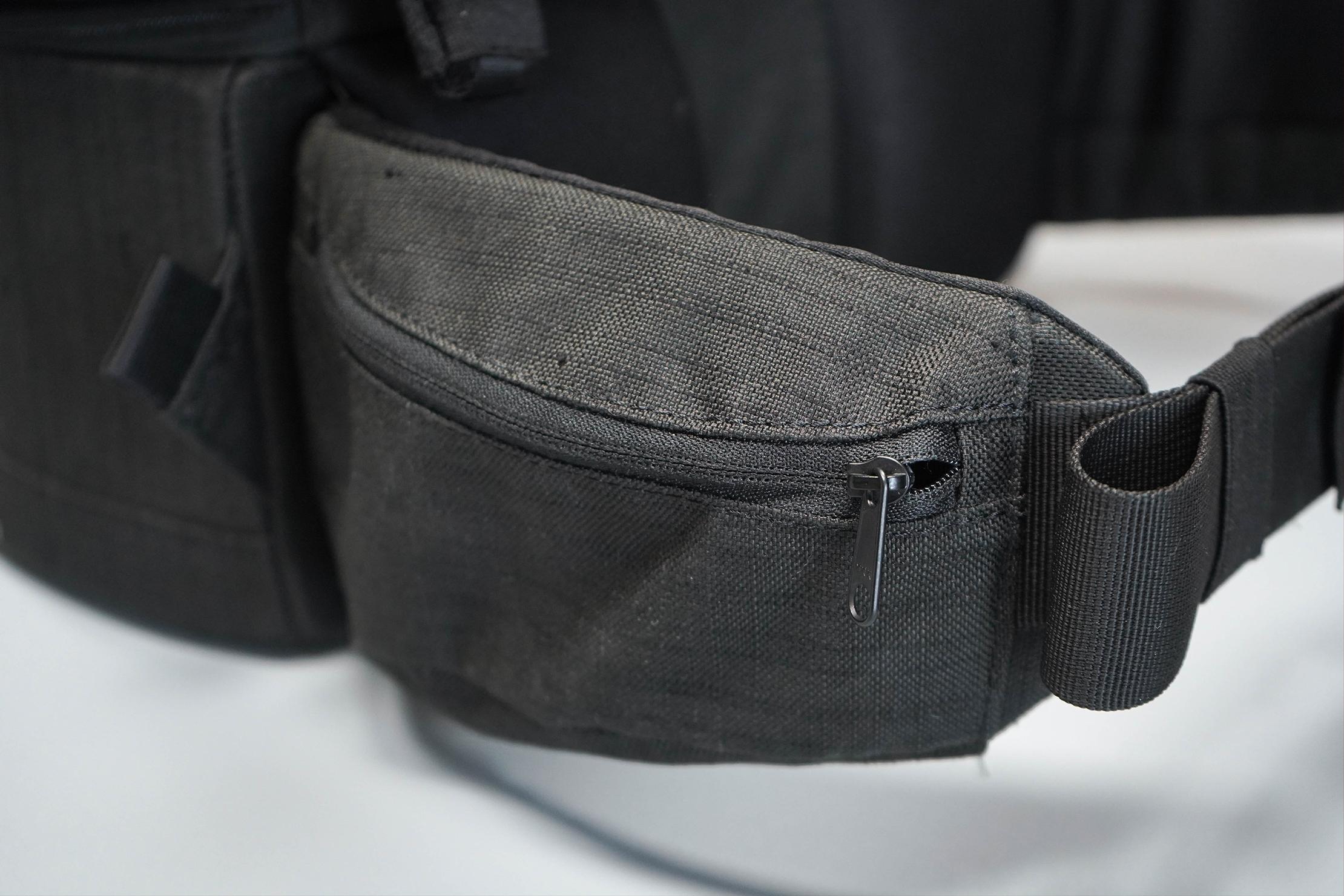 WAYKS ONE Hip Belt Pocket