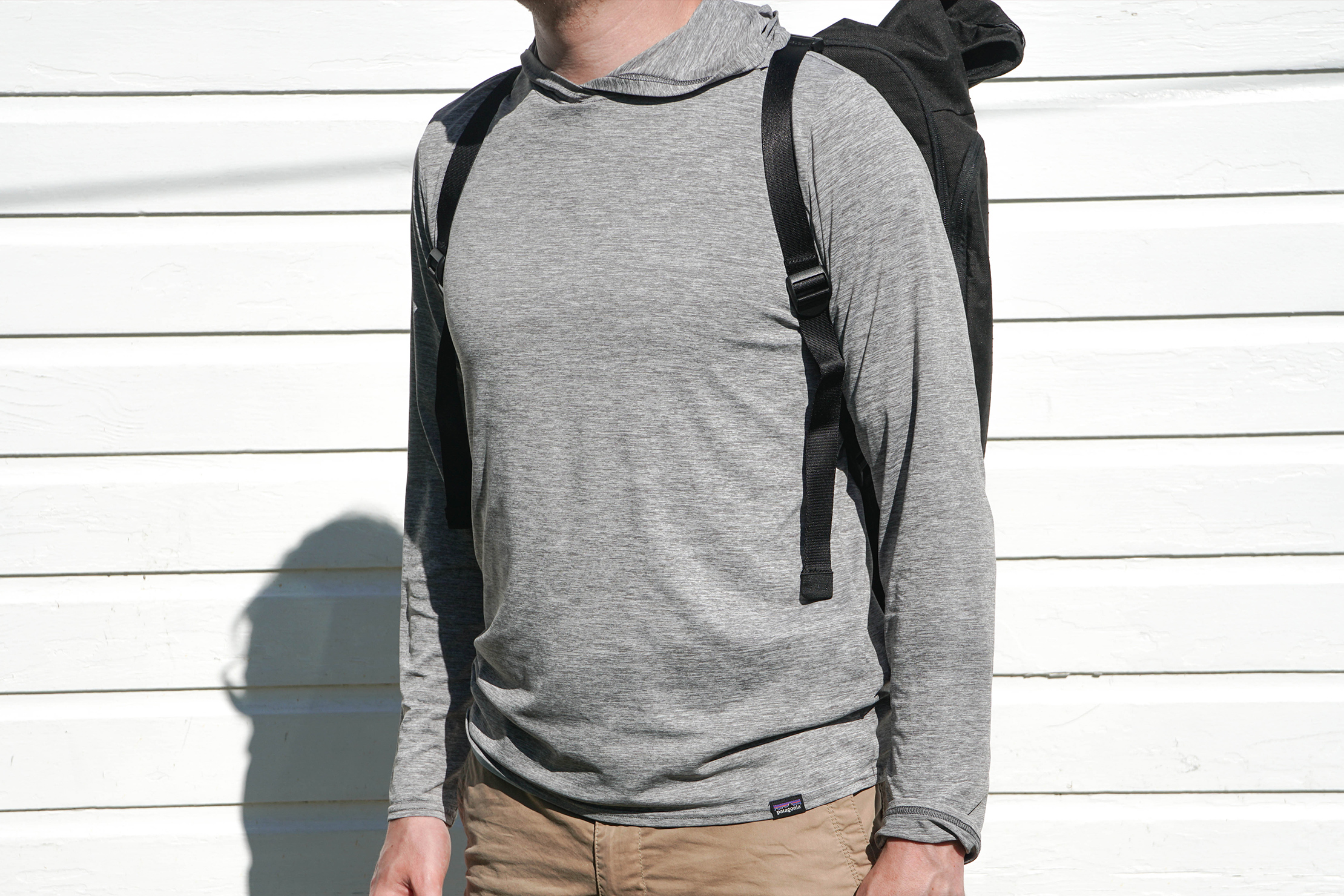 WAYKS ONE Nylon Backpack Straps