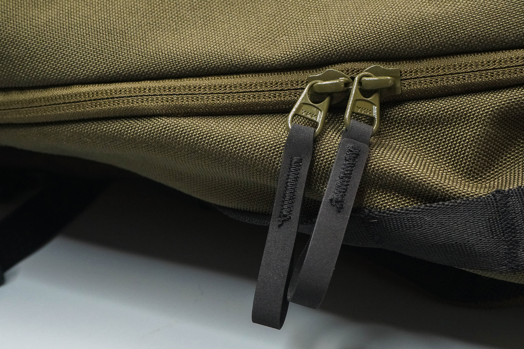 Able Carry Daily Backpack Zippers