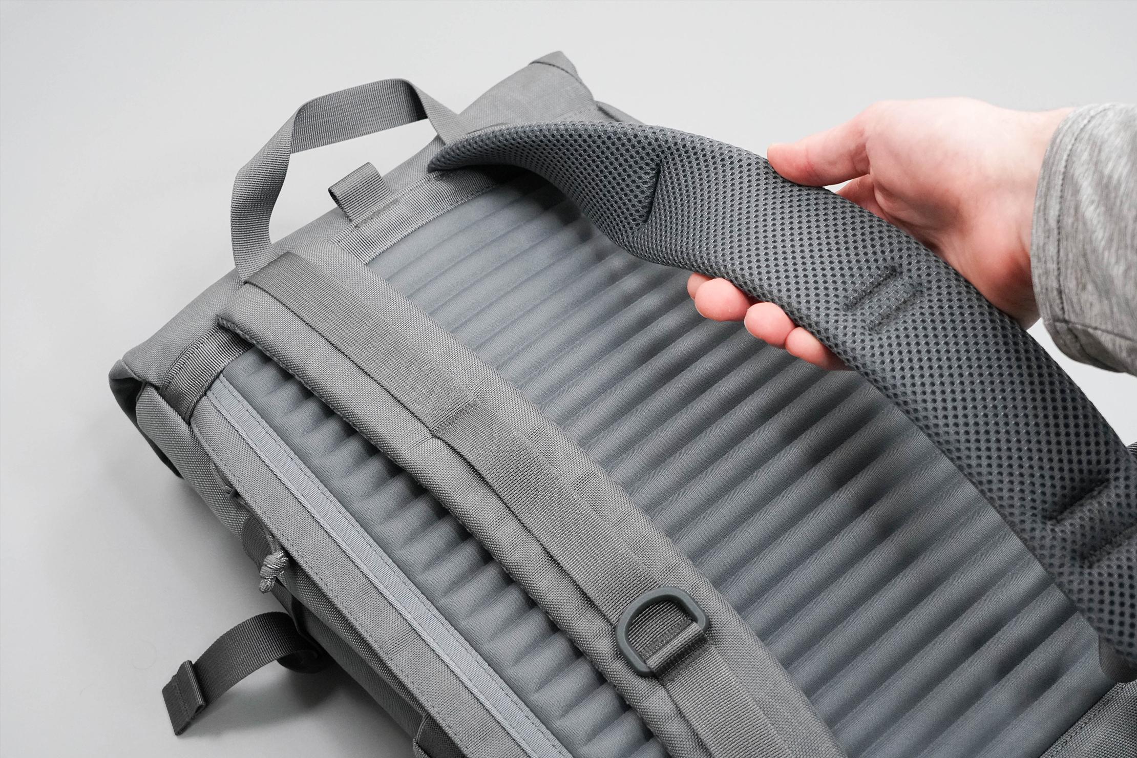 Topo Designs Rover Pack Tech Shoulder Straps