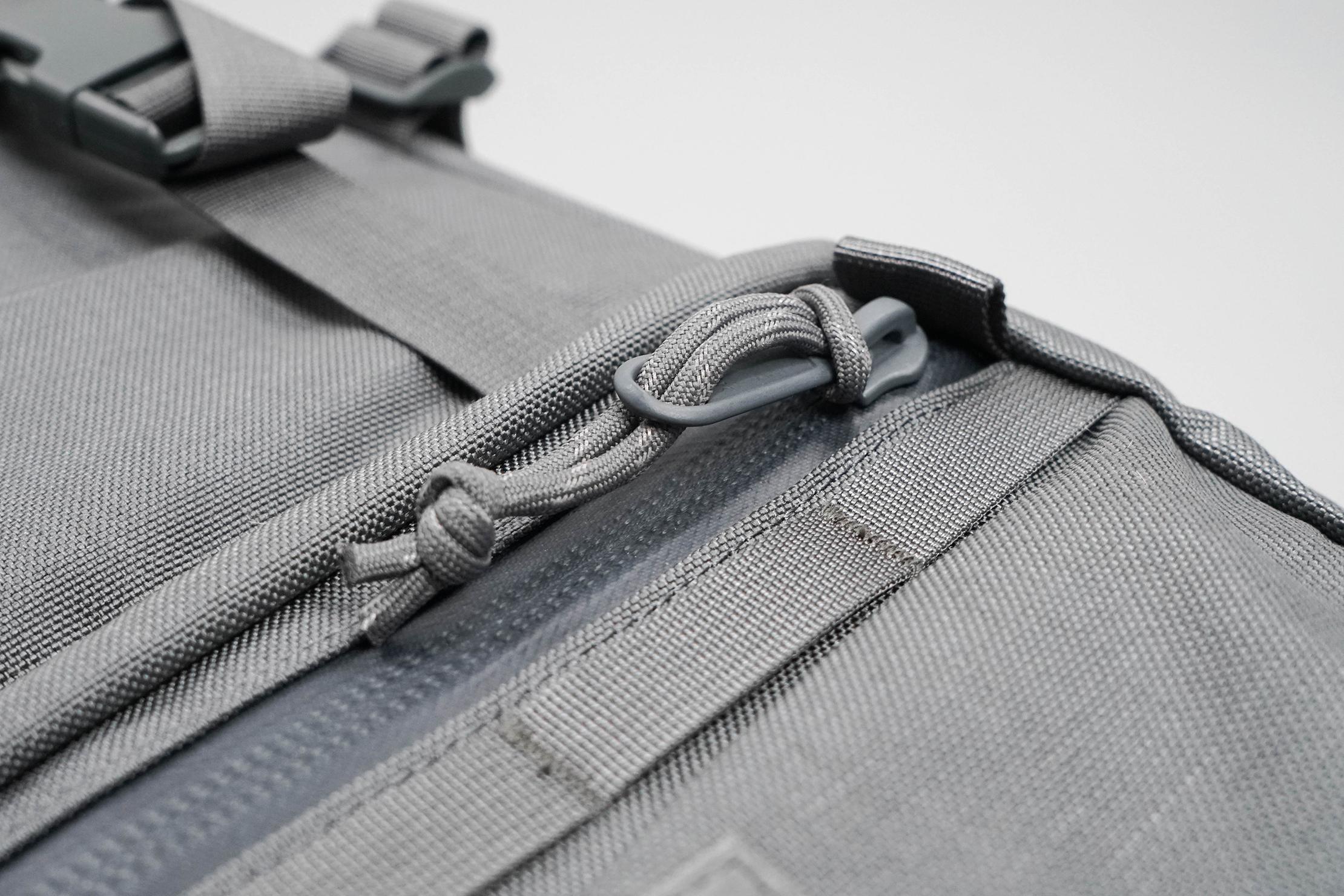 Topo Designs Rover Pack Tech Zipper