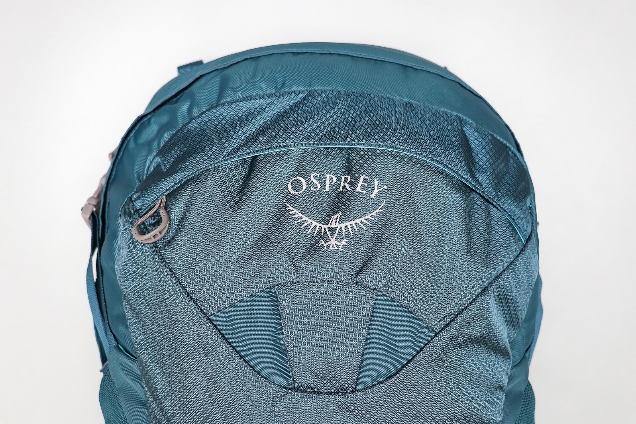 Osprey Daylite Travel Pack Logo