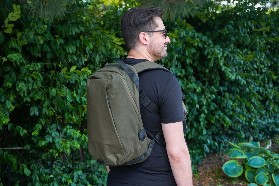 Able Carry Daily Backpack in Detroit