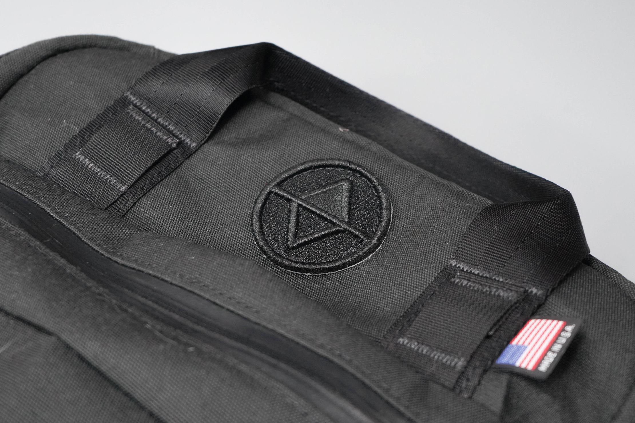 North St. Bags Weekender Backpack Logo