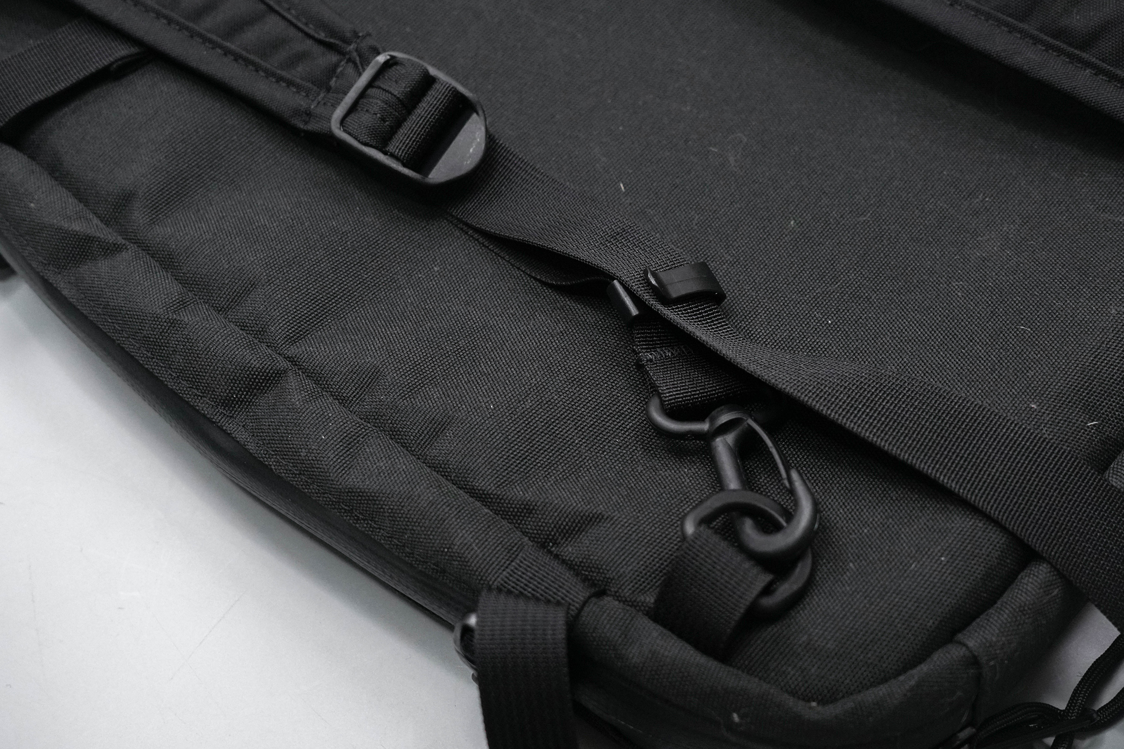 North St. Bags Weekender Meeting Bag Bottom Attachment