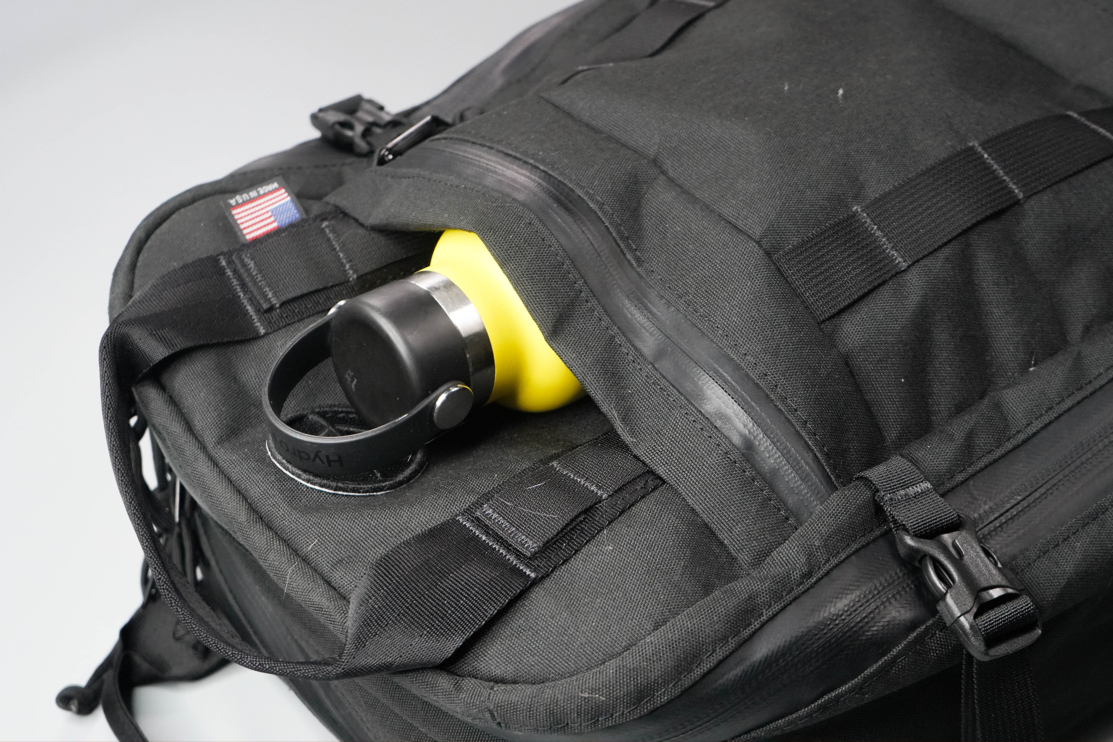 North St. Bags Weekender Backpack Water Bottle Pocket