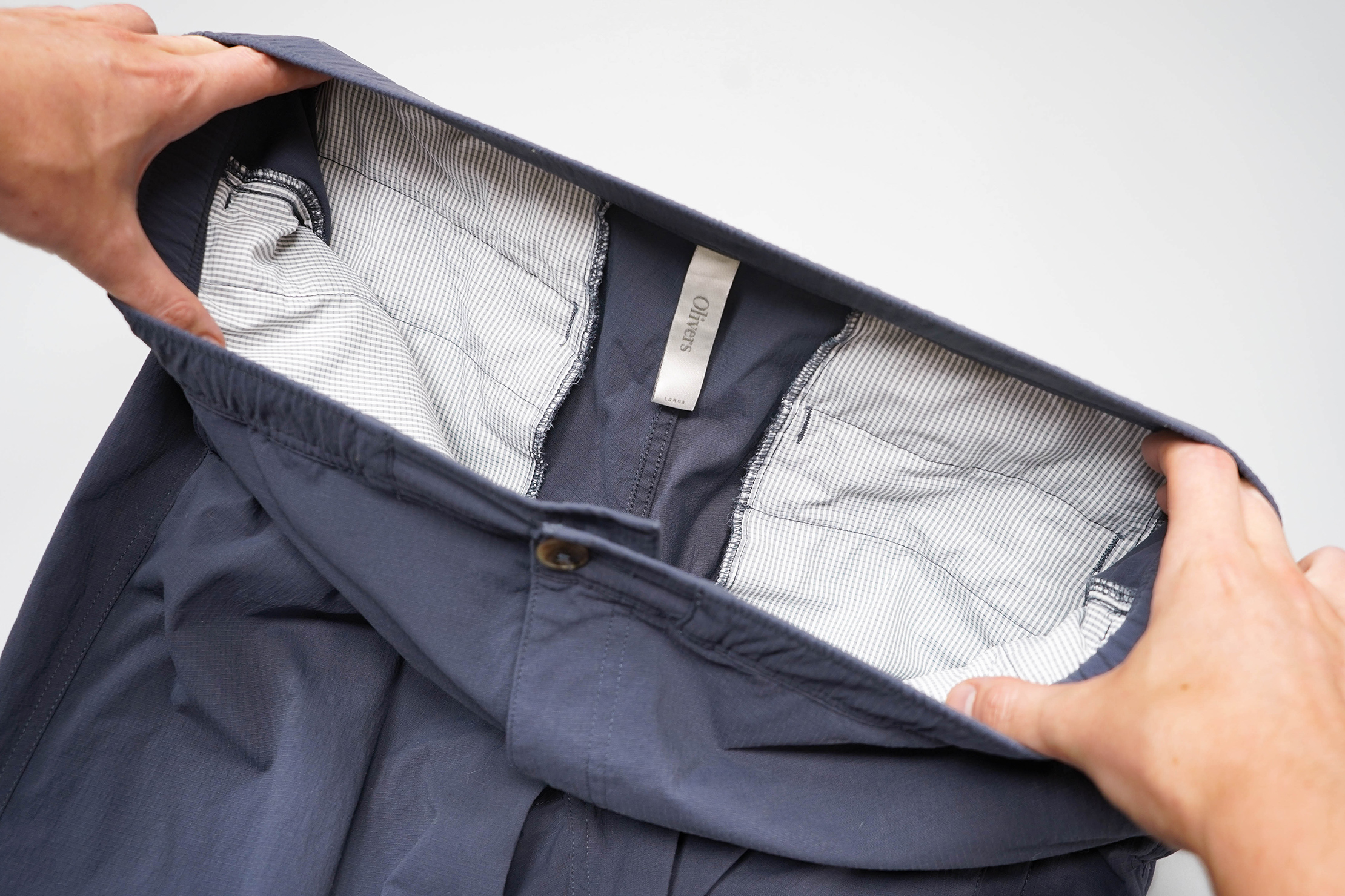 Olivers Compass Pant Waistband