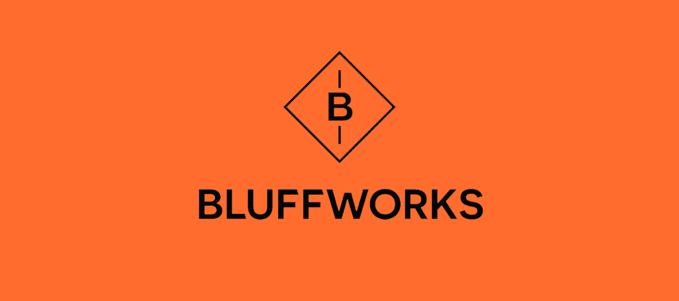 Bluffworks Logo