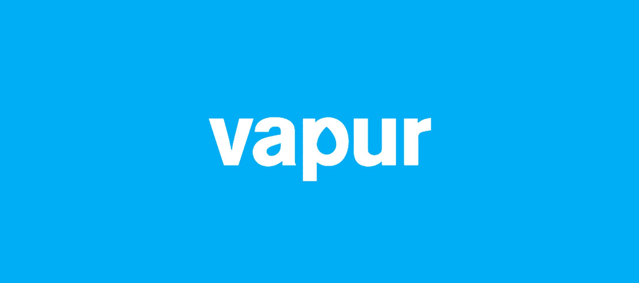 Vapur Logo