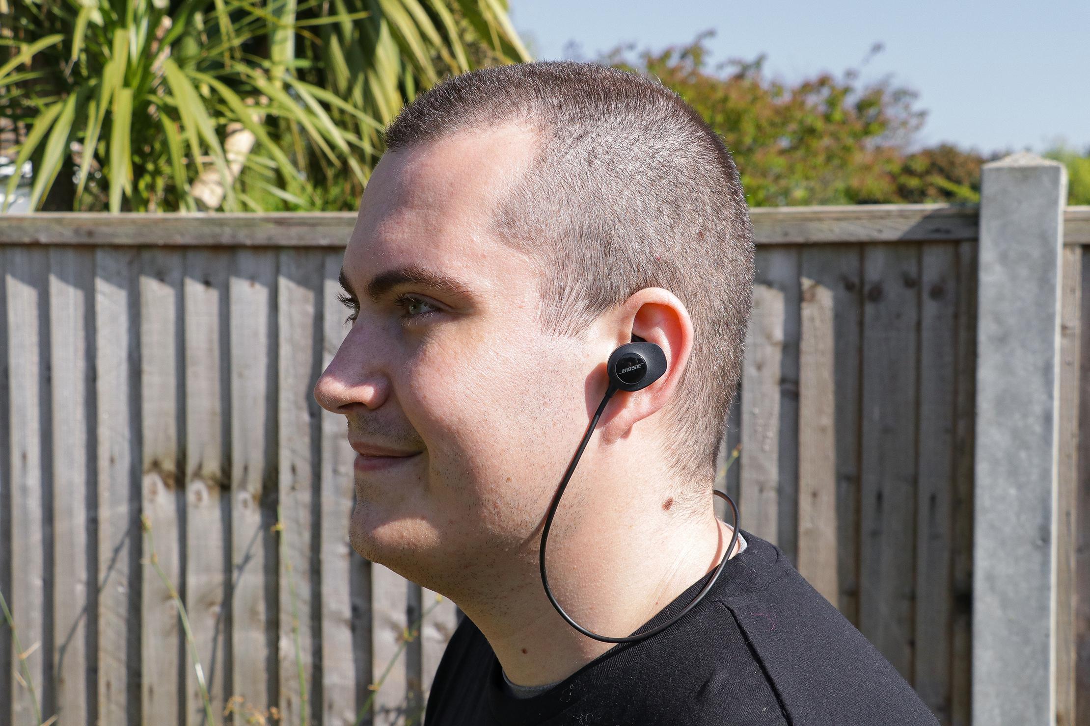 Bose SoundSport Earbuds