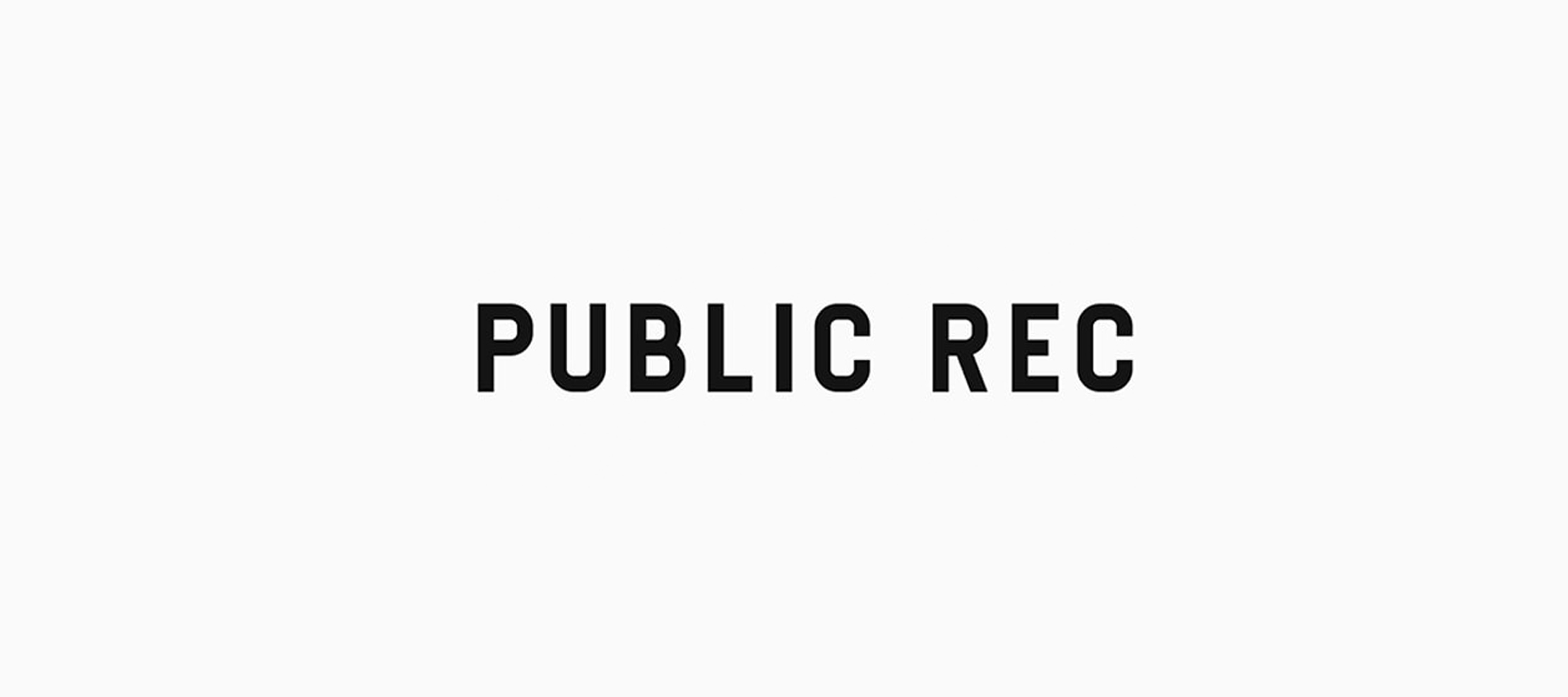Public Rec Logo