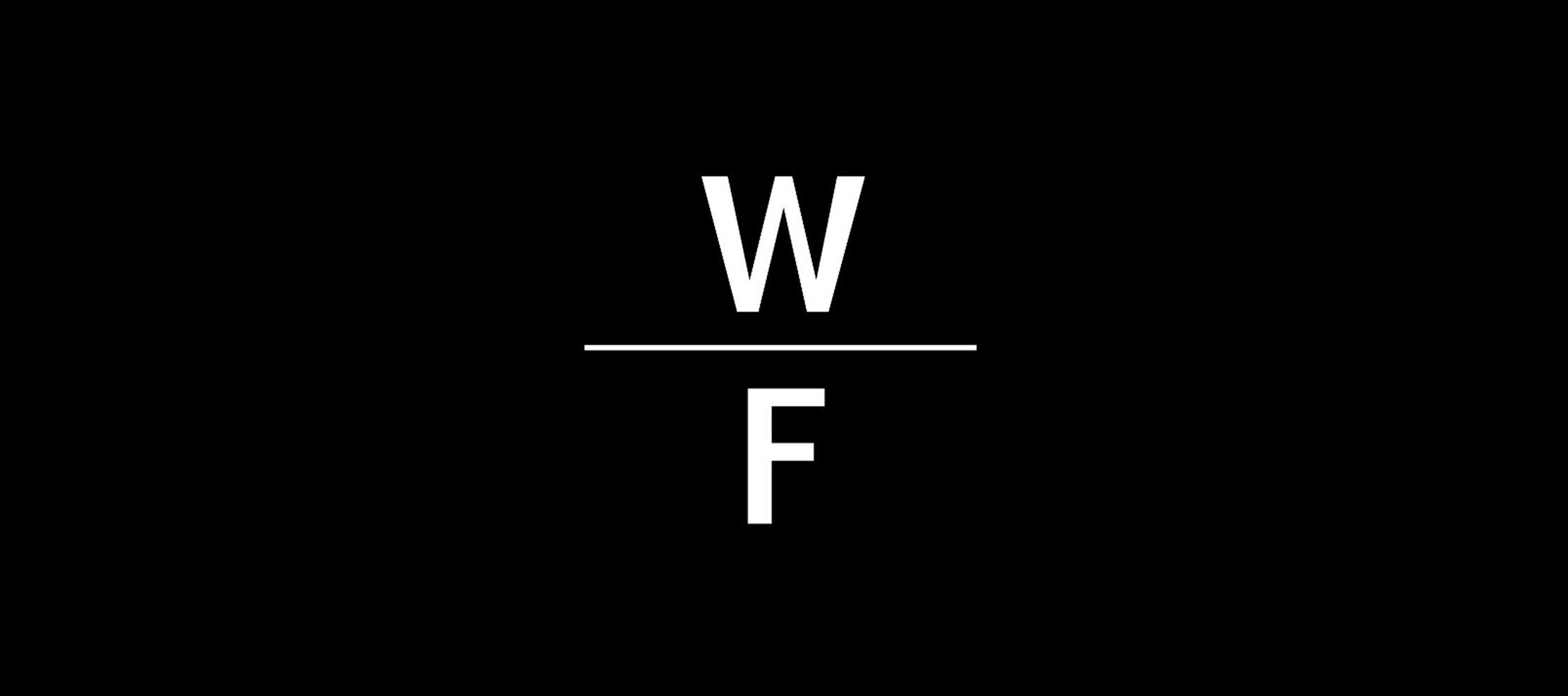 WaterField Designs Logo