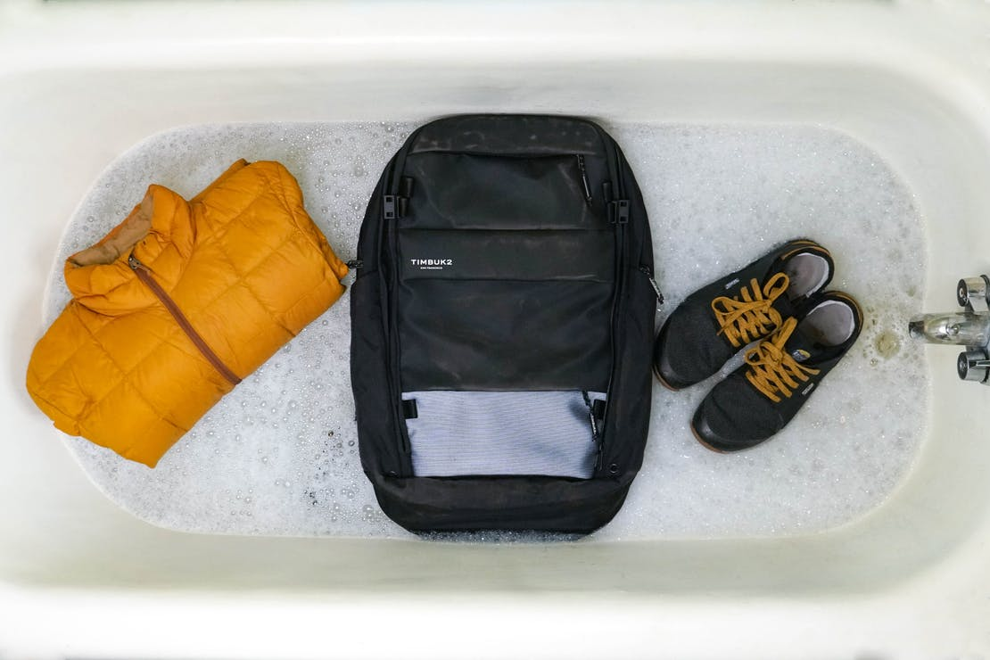 How To Wash a Backpack & Other Cleaning Tips