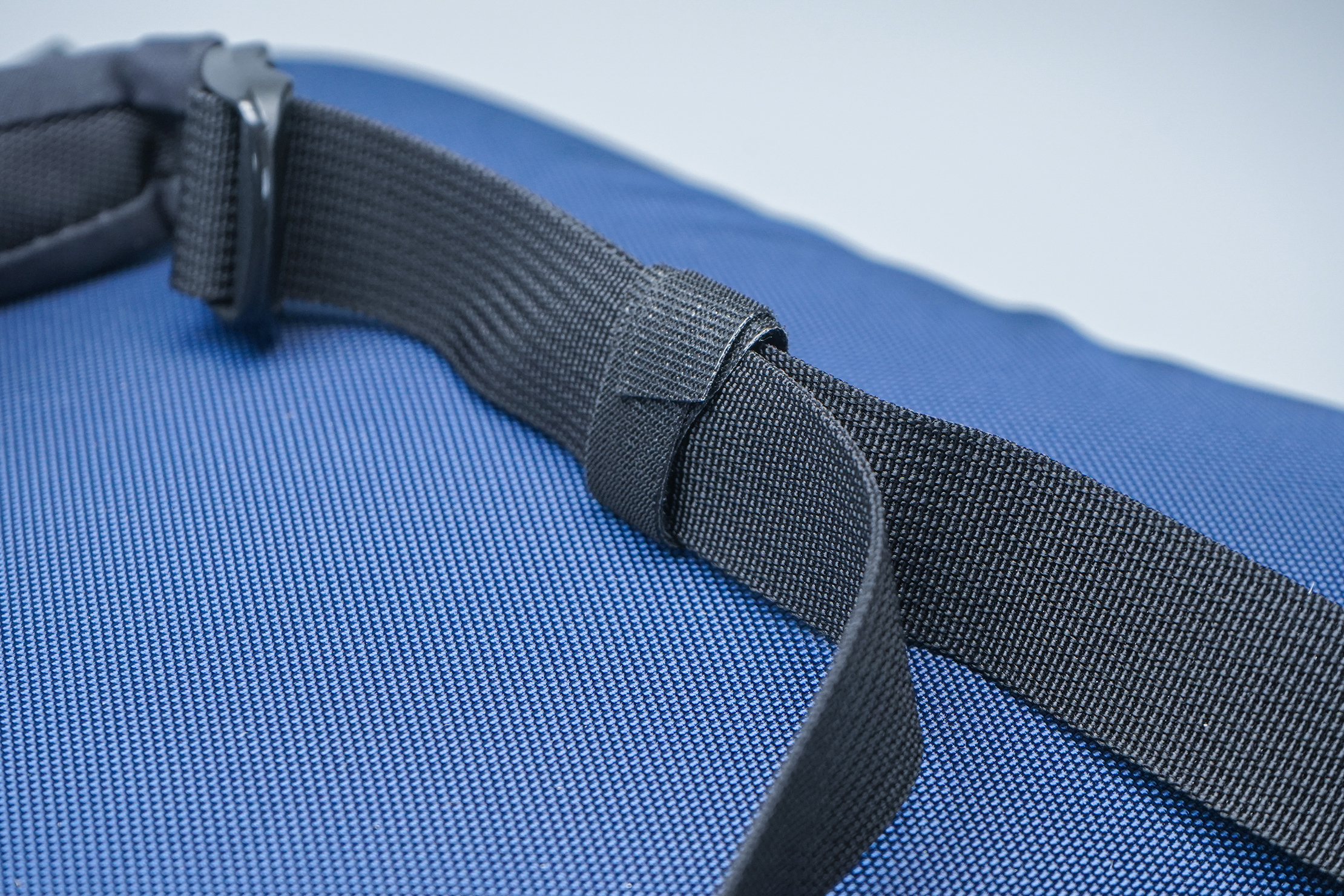 VELCRO Brand Cable Ties on strap