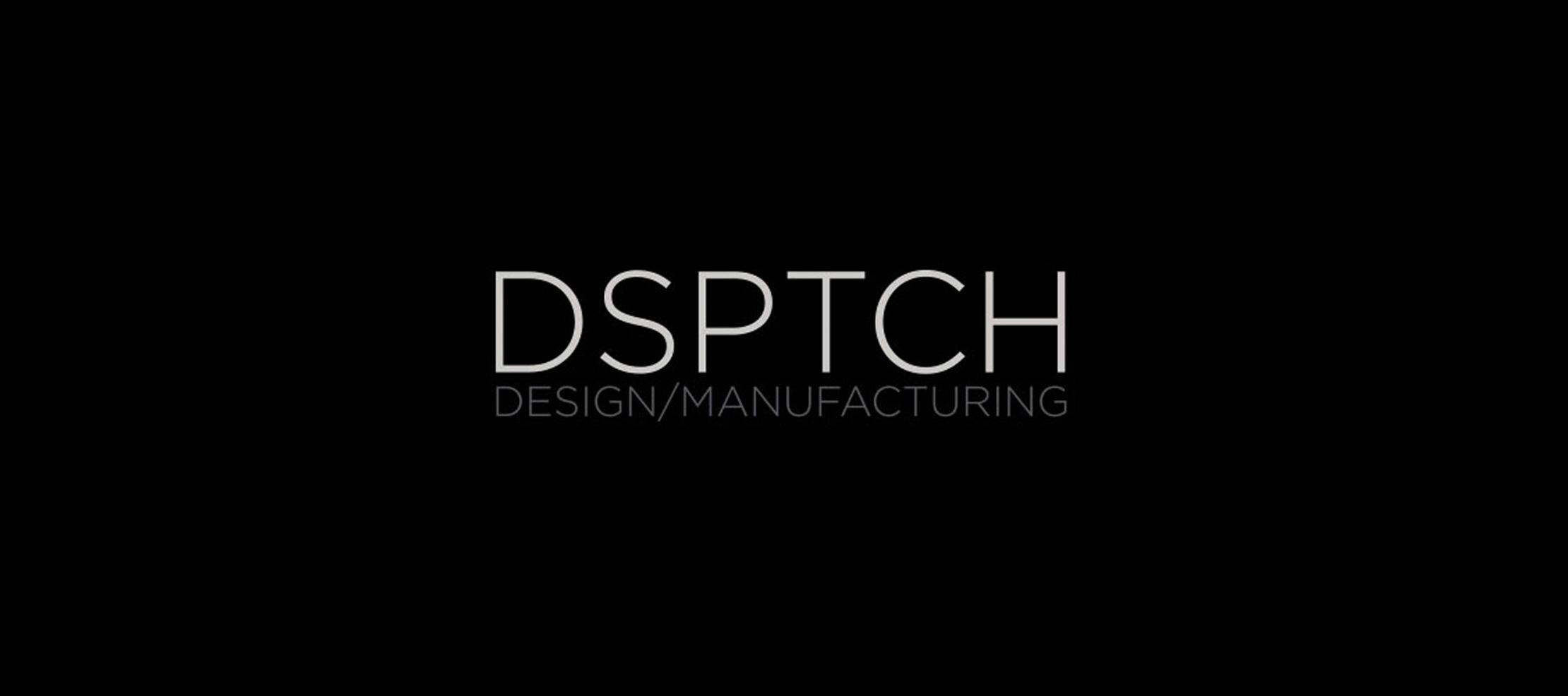 DSPTCH Logo
