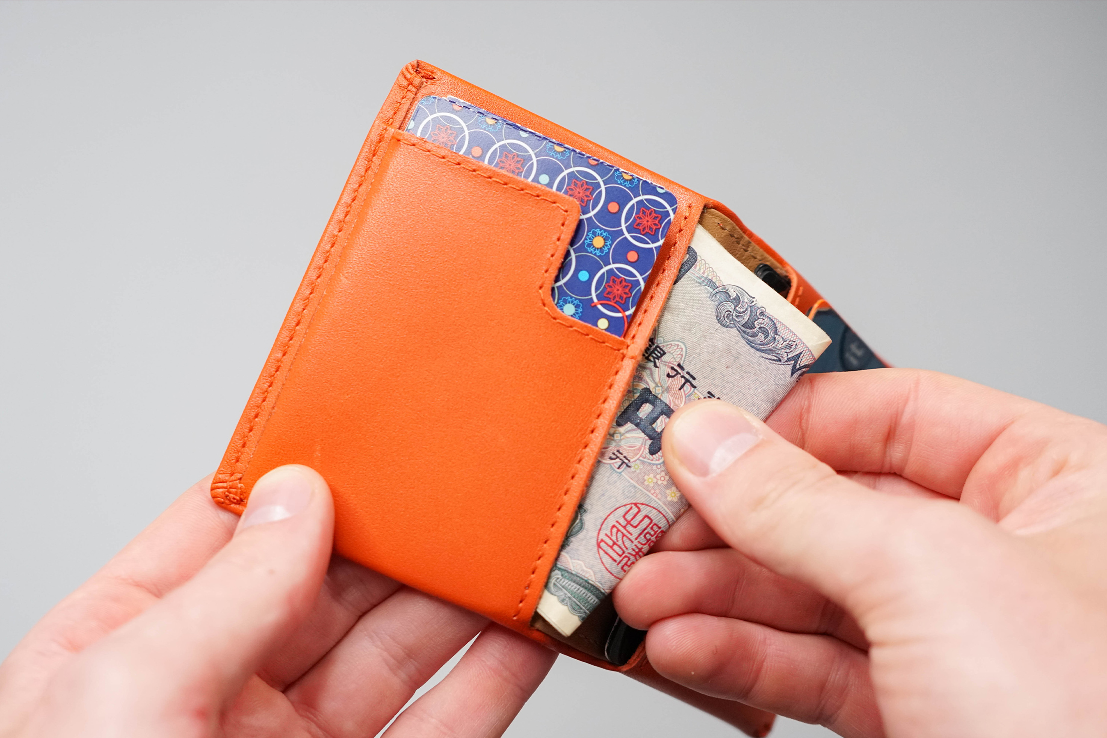 Bellroy Slim Sleeve Cash Compartment