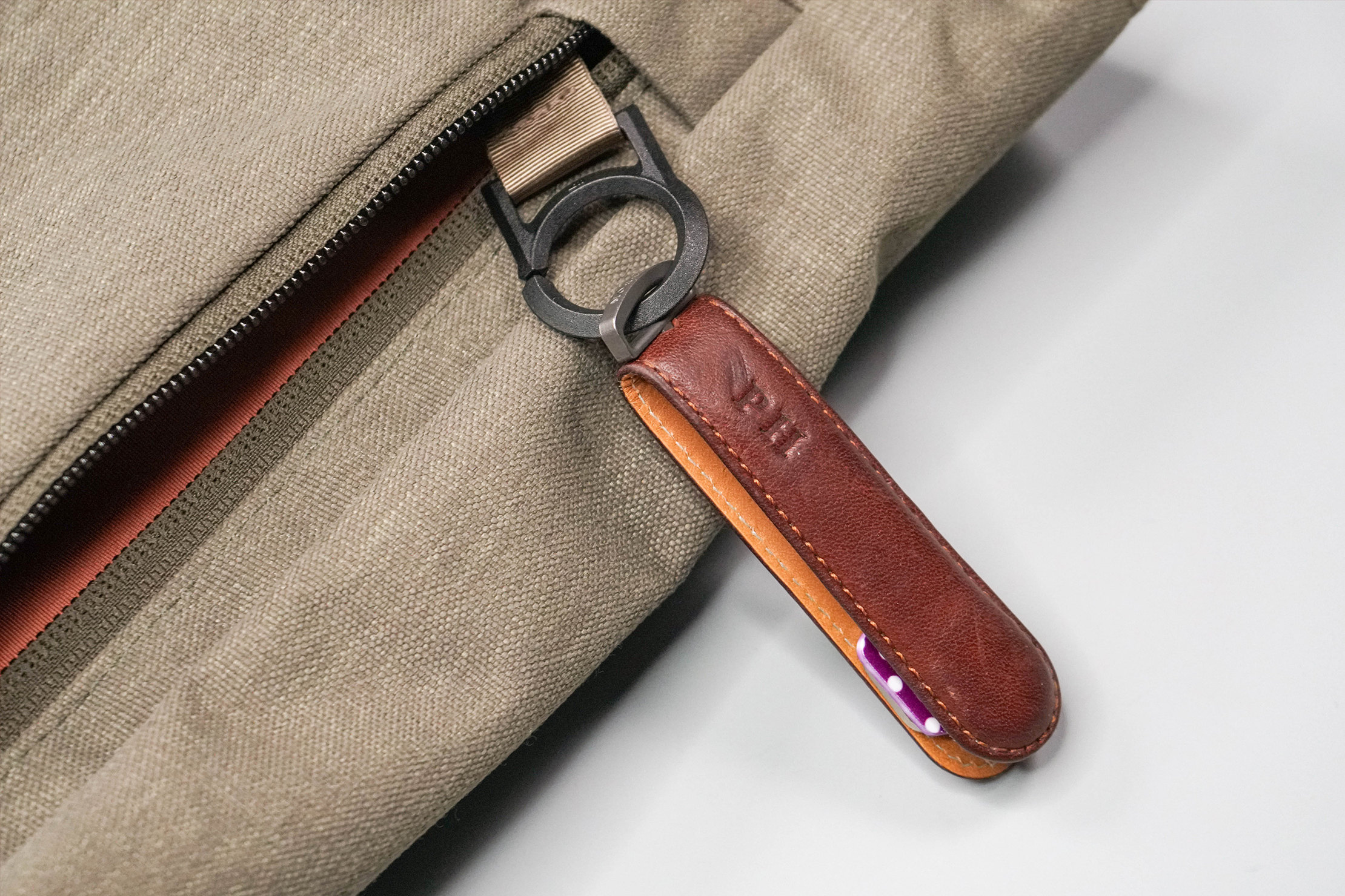 Bellroy Classic Tote Key Clip