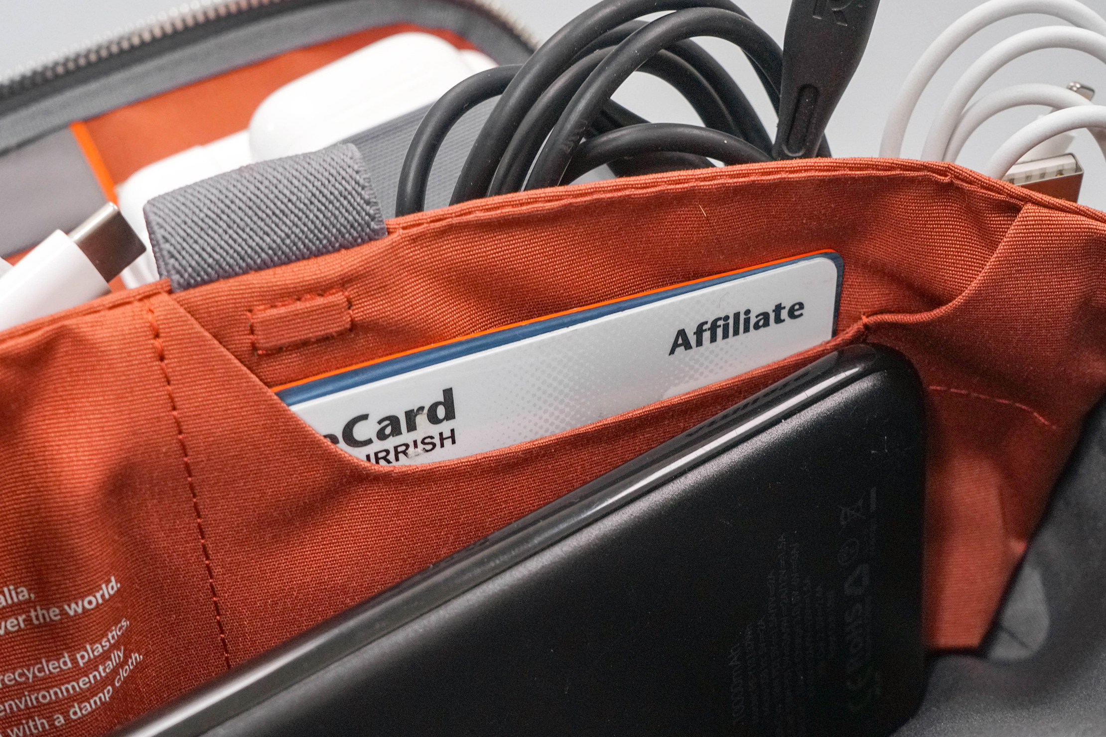 Bellroy Tech Kit Card Sleeve