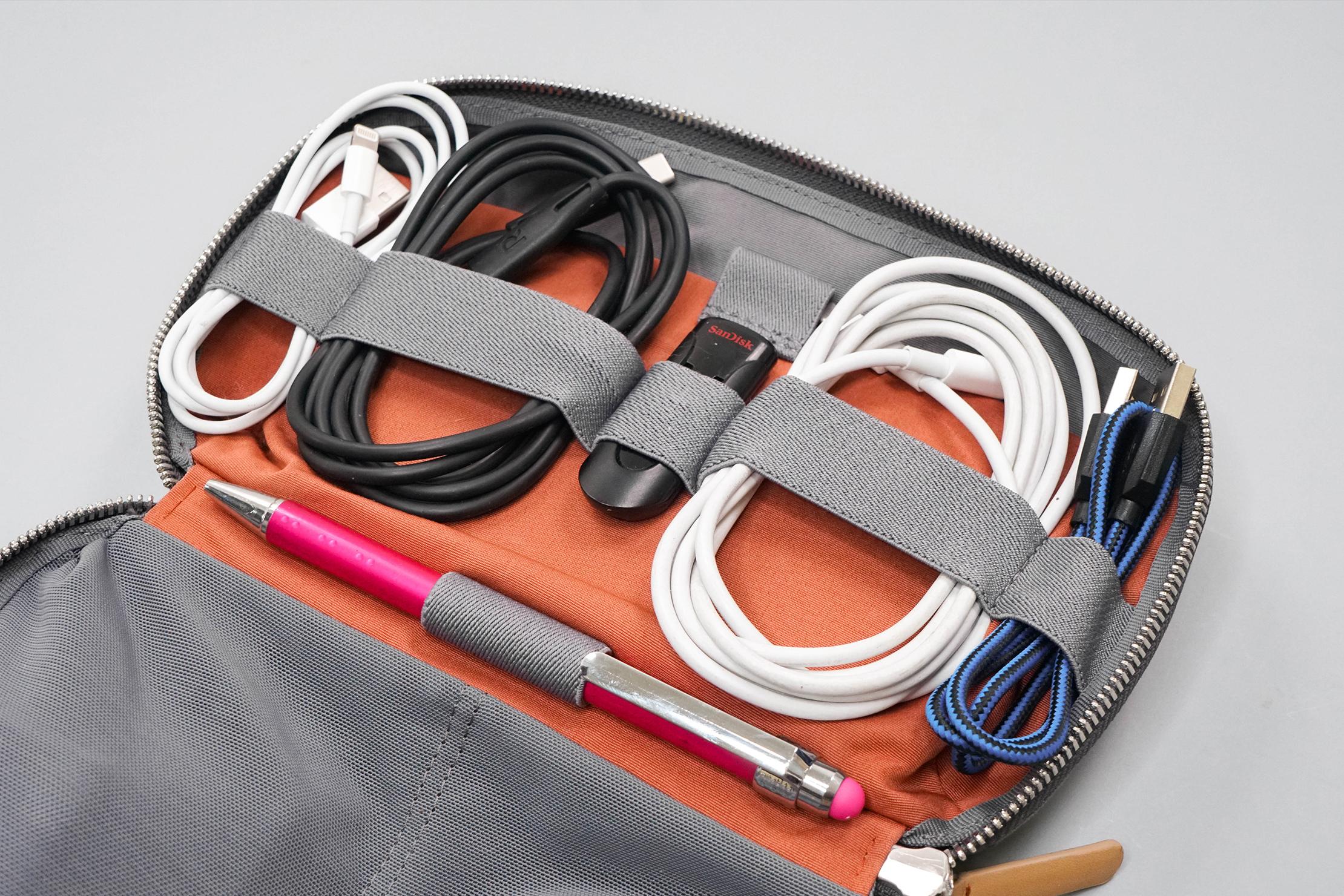 Bellroy Tech Kit Elastic Loops