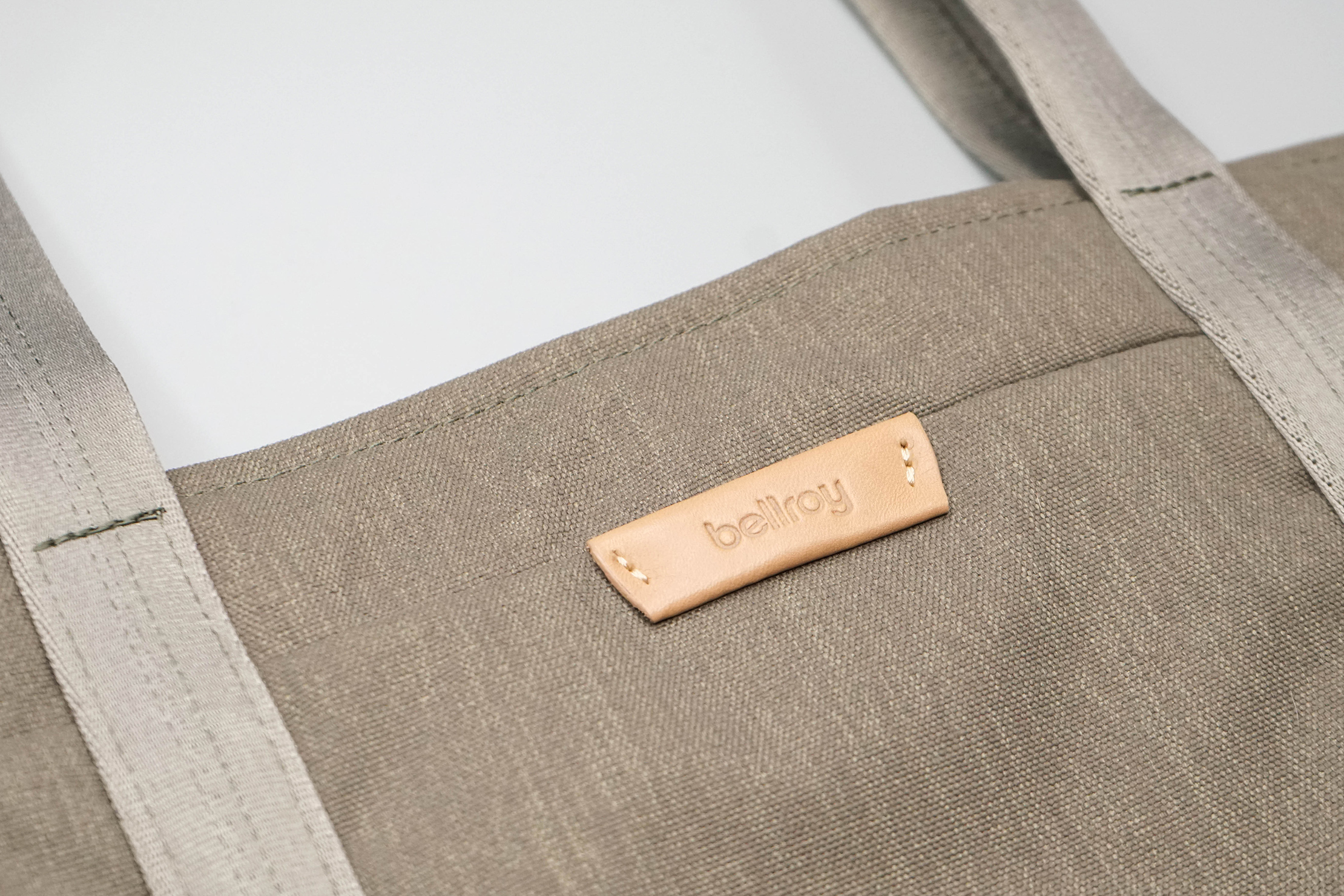 Bellroy Classic Tote Logo