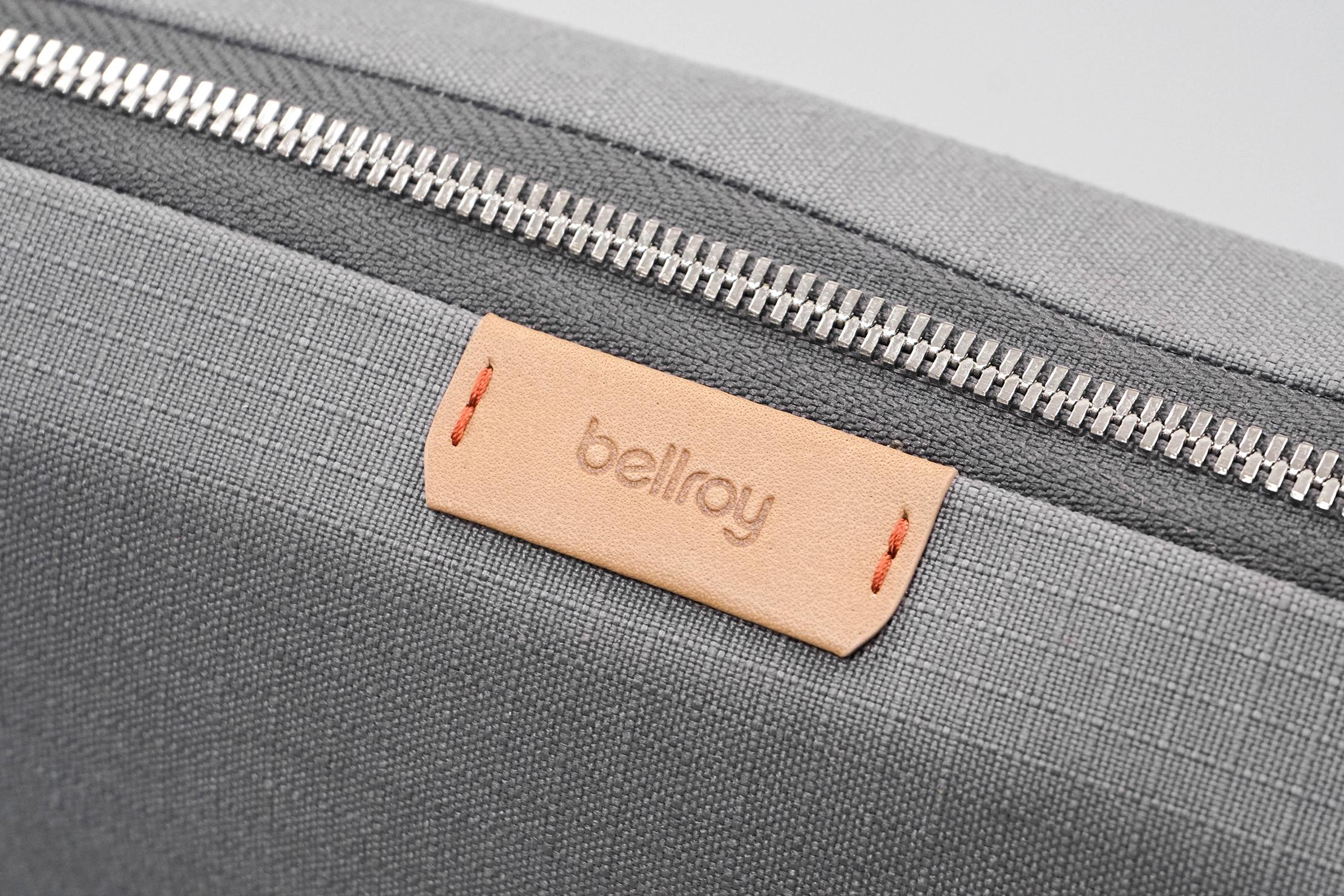 Bellroy Tech Kit Logo