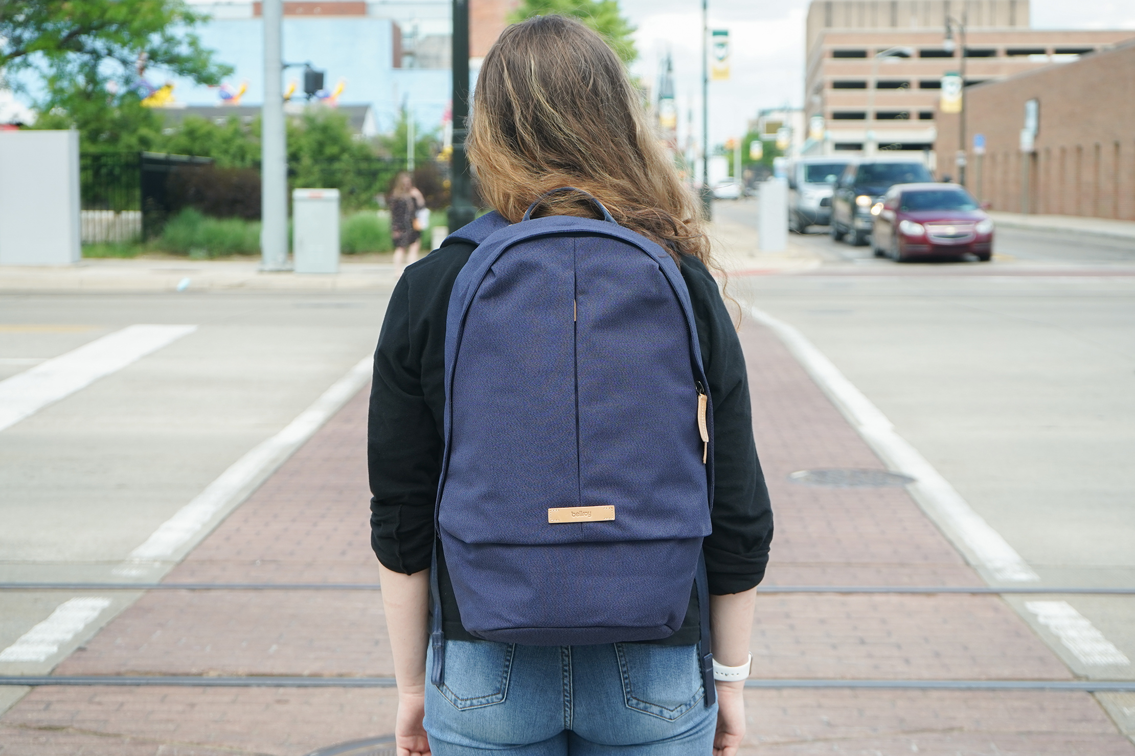 Bellroy Classic Backpack Plus in Detroit