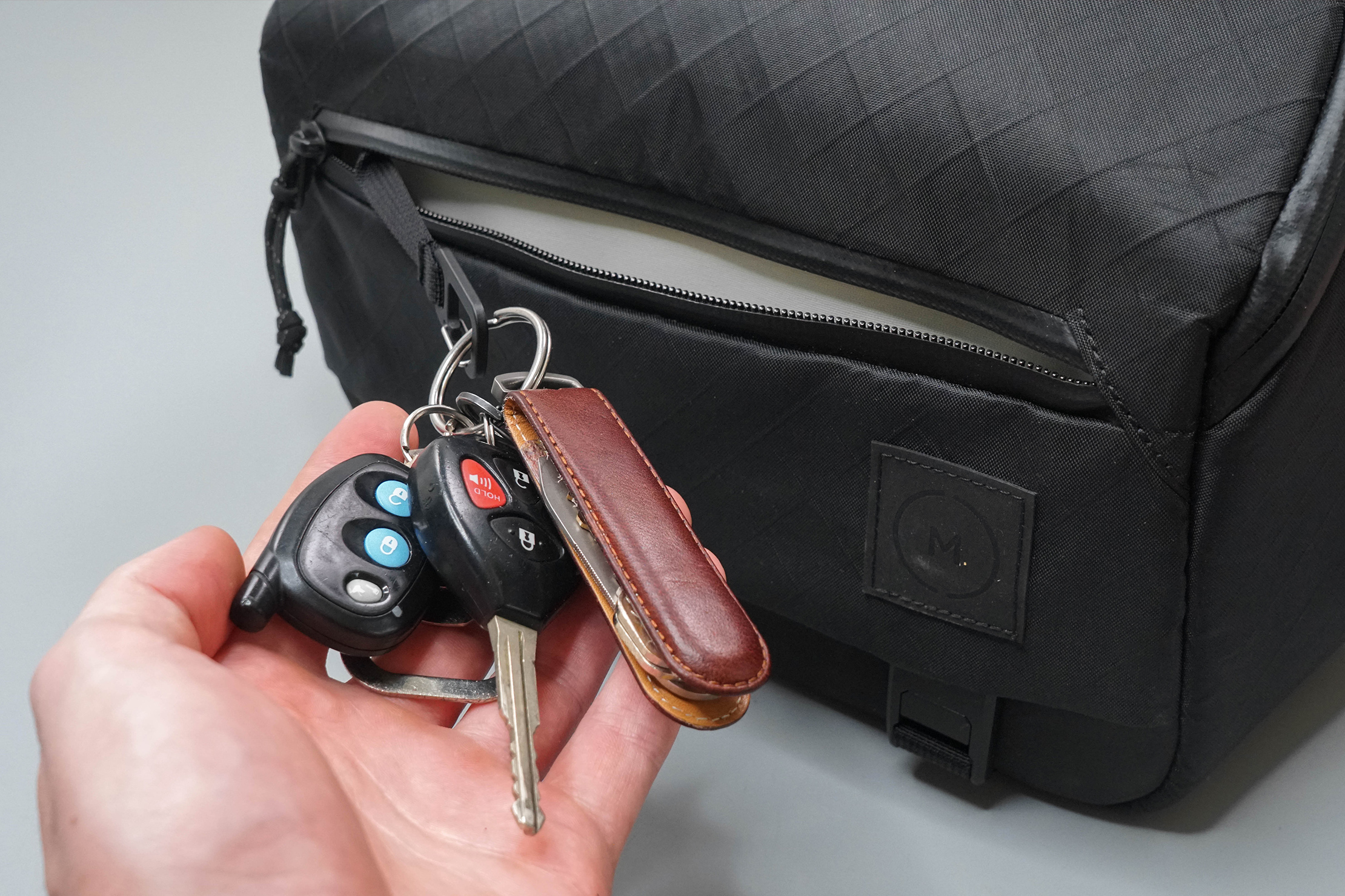 Moment Rugged Camera Sling 6L Front Pocket