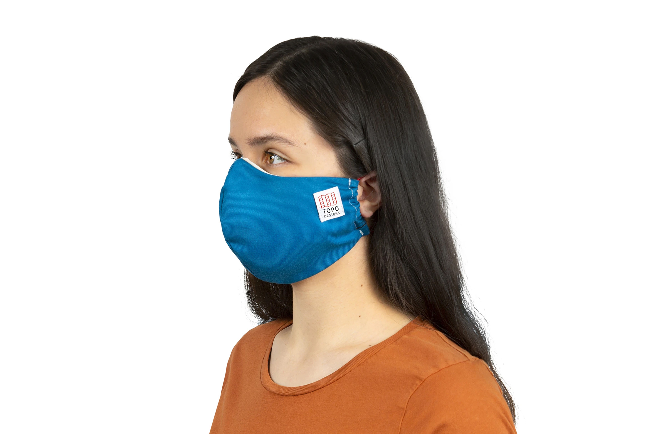 Topo Designs Face Mask