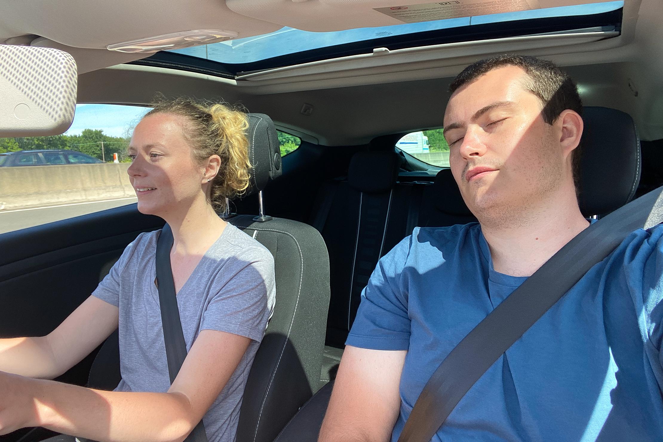Sleeping Road Trip Guide