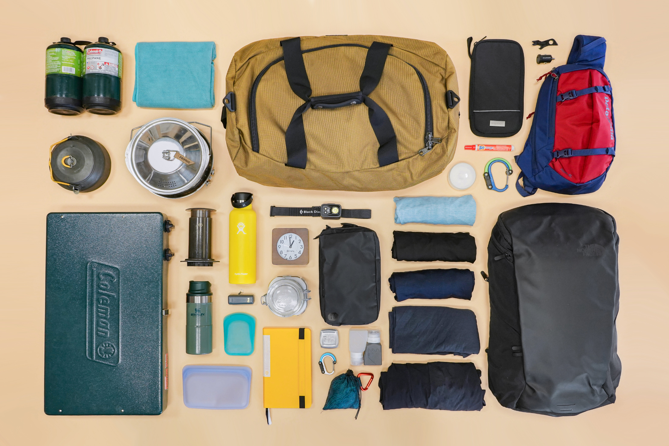 71 Items Road Trip Packing List Essentials Pack Hacker